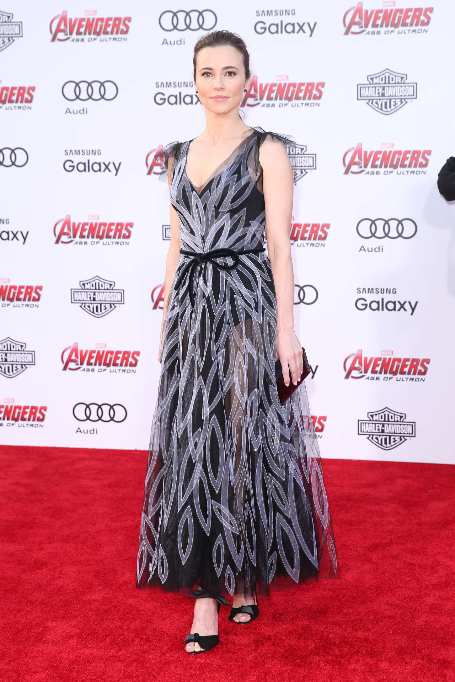 Linda Cardellini Avengers Age Of Ultron Premiere in Hollywood