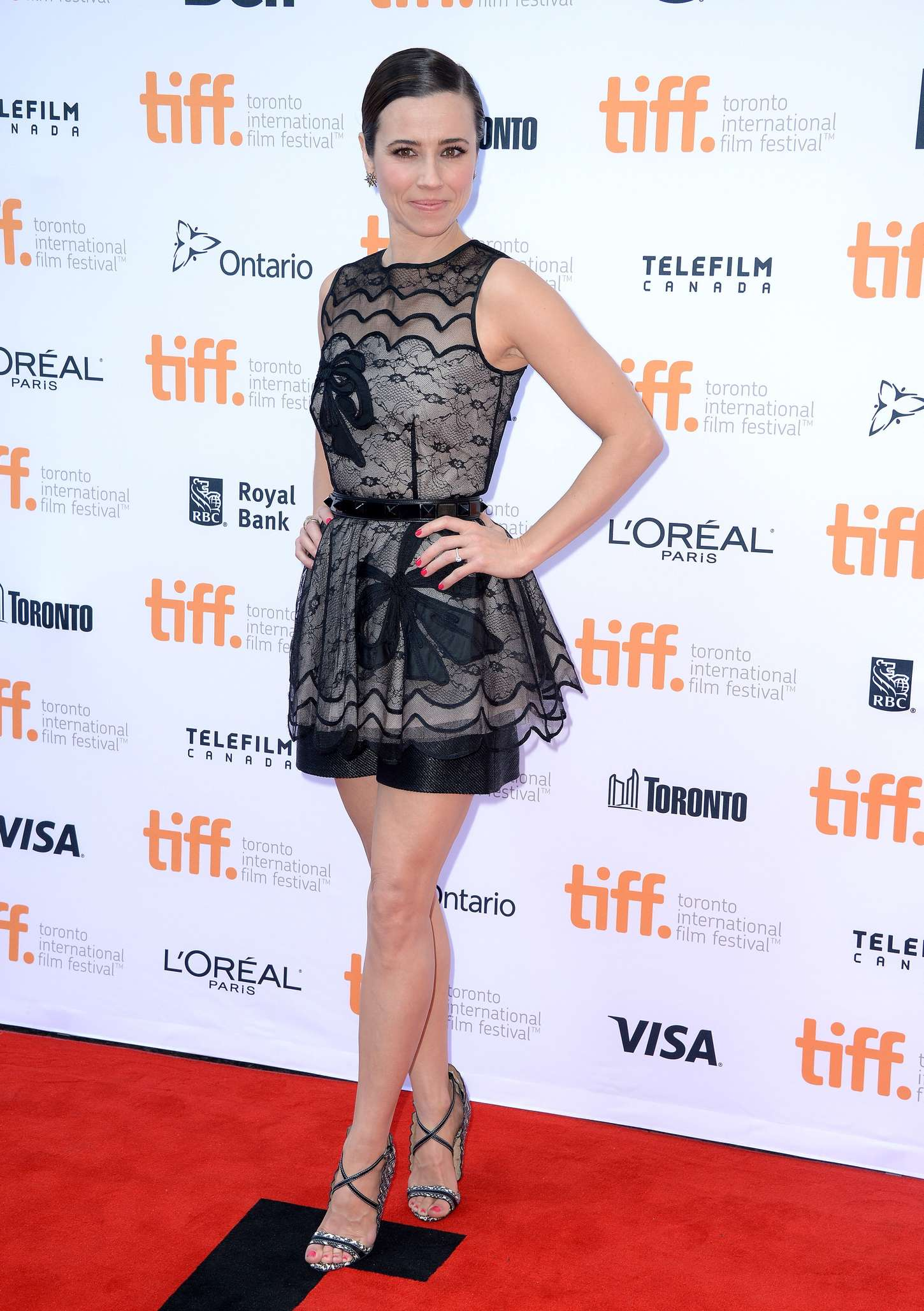 Linda Cardellini Welcome To Me TIFF Screening in Toronto