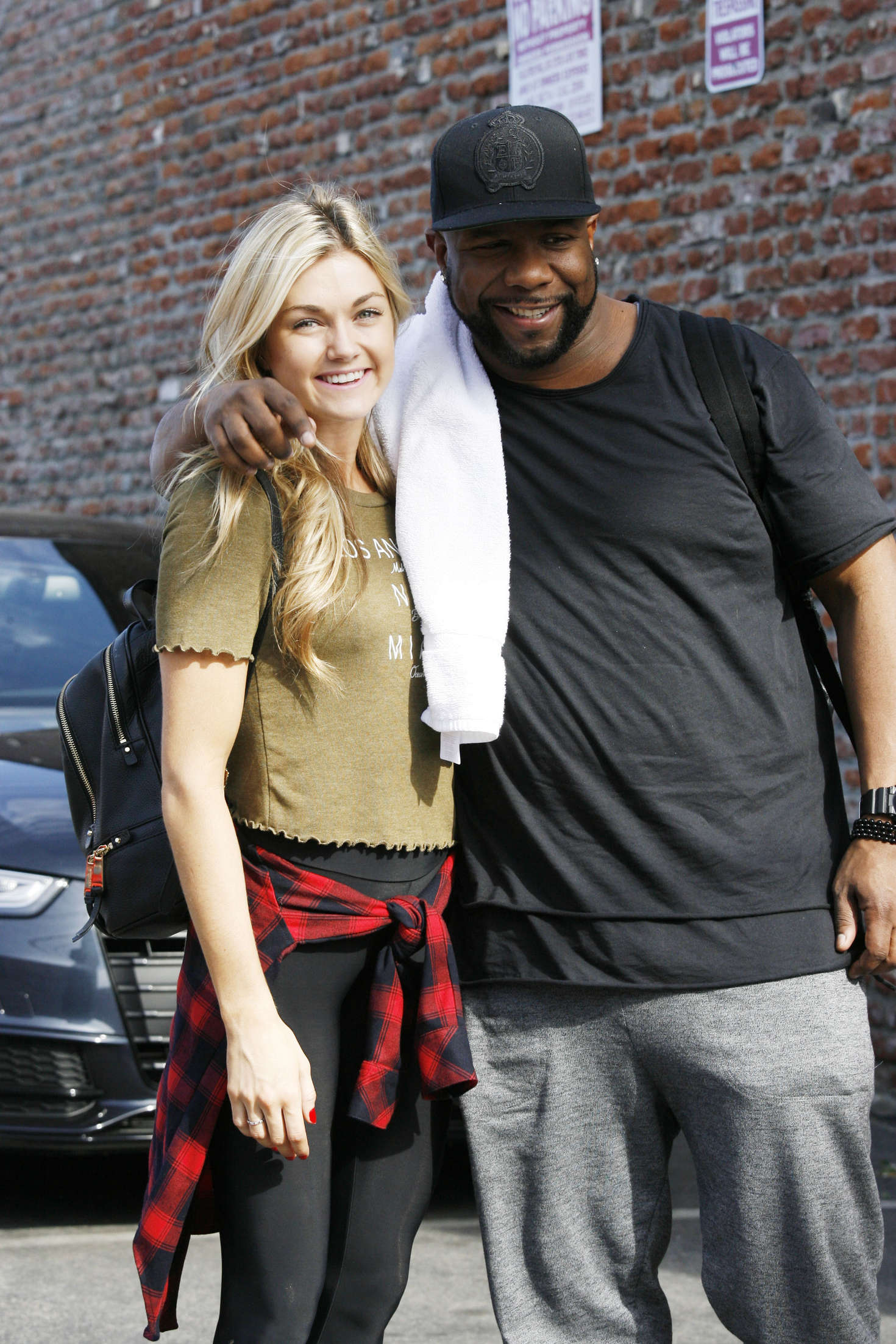 Lindsay Arnold at DWTS Rehearsals Studios in Hollywood