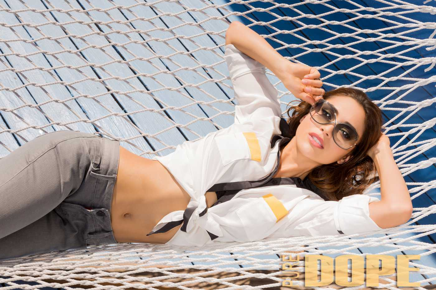 Lindsey Morgan Pure Dope Magazine