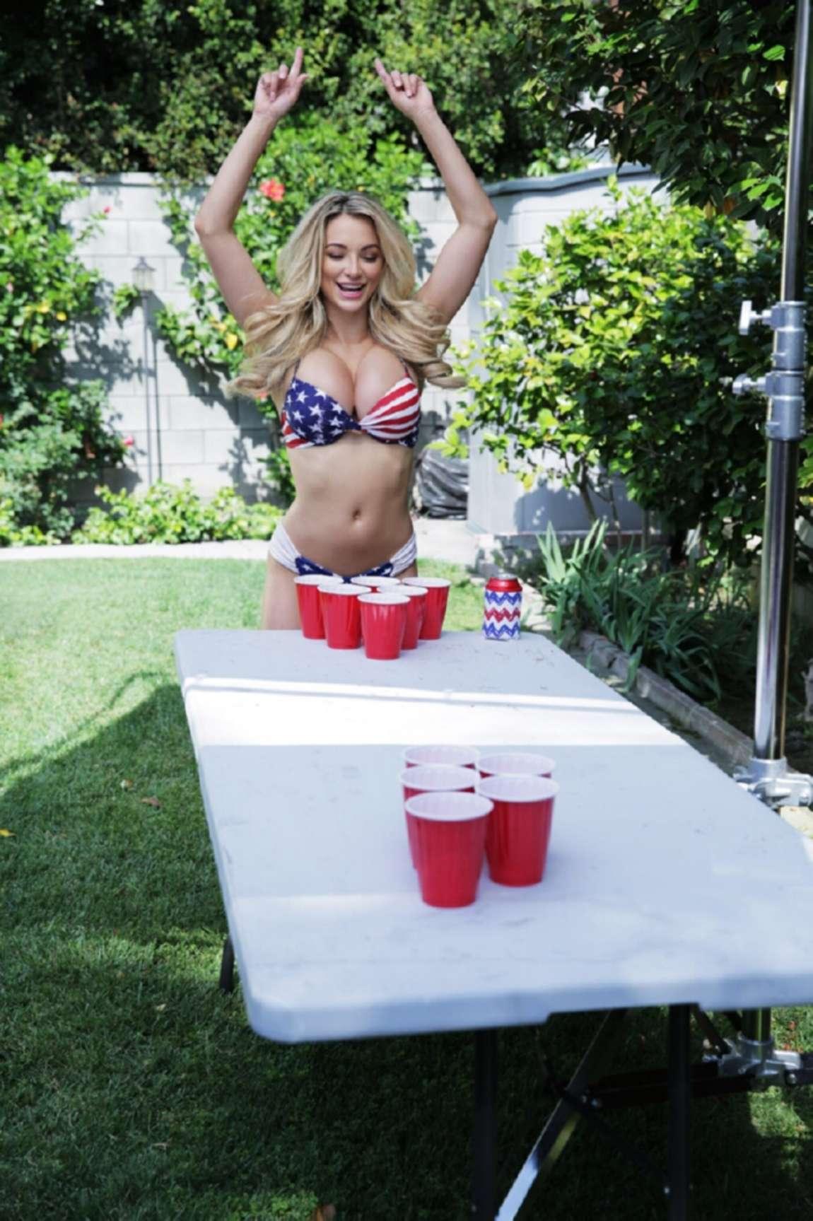 Lindsey Pelas Bikini Photoshoot