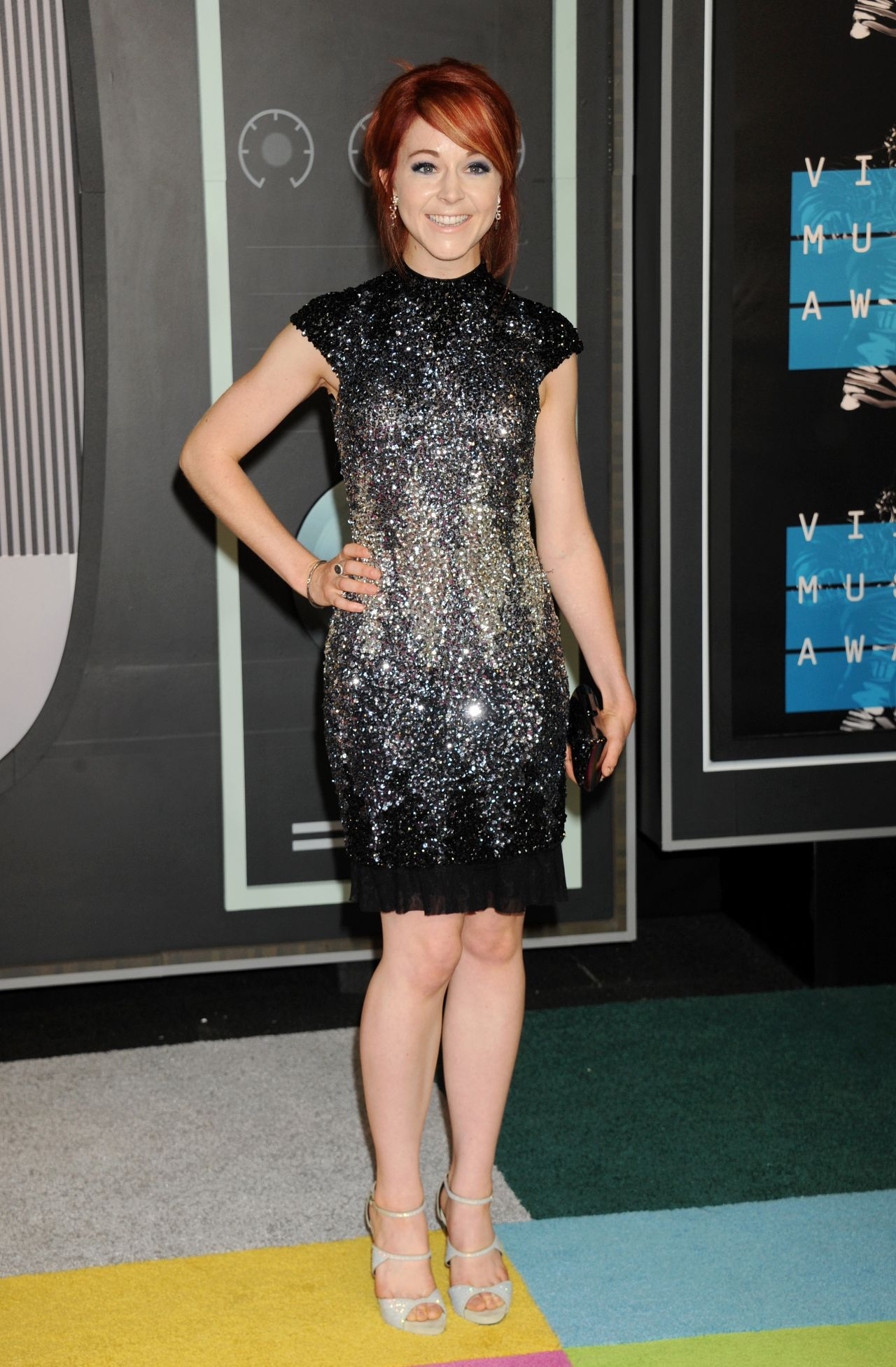 Lindsey Stirling MTV Video Music Awards in Los Angeles