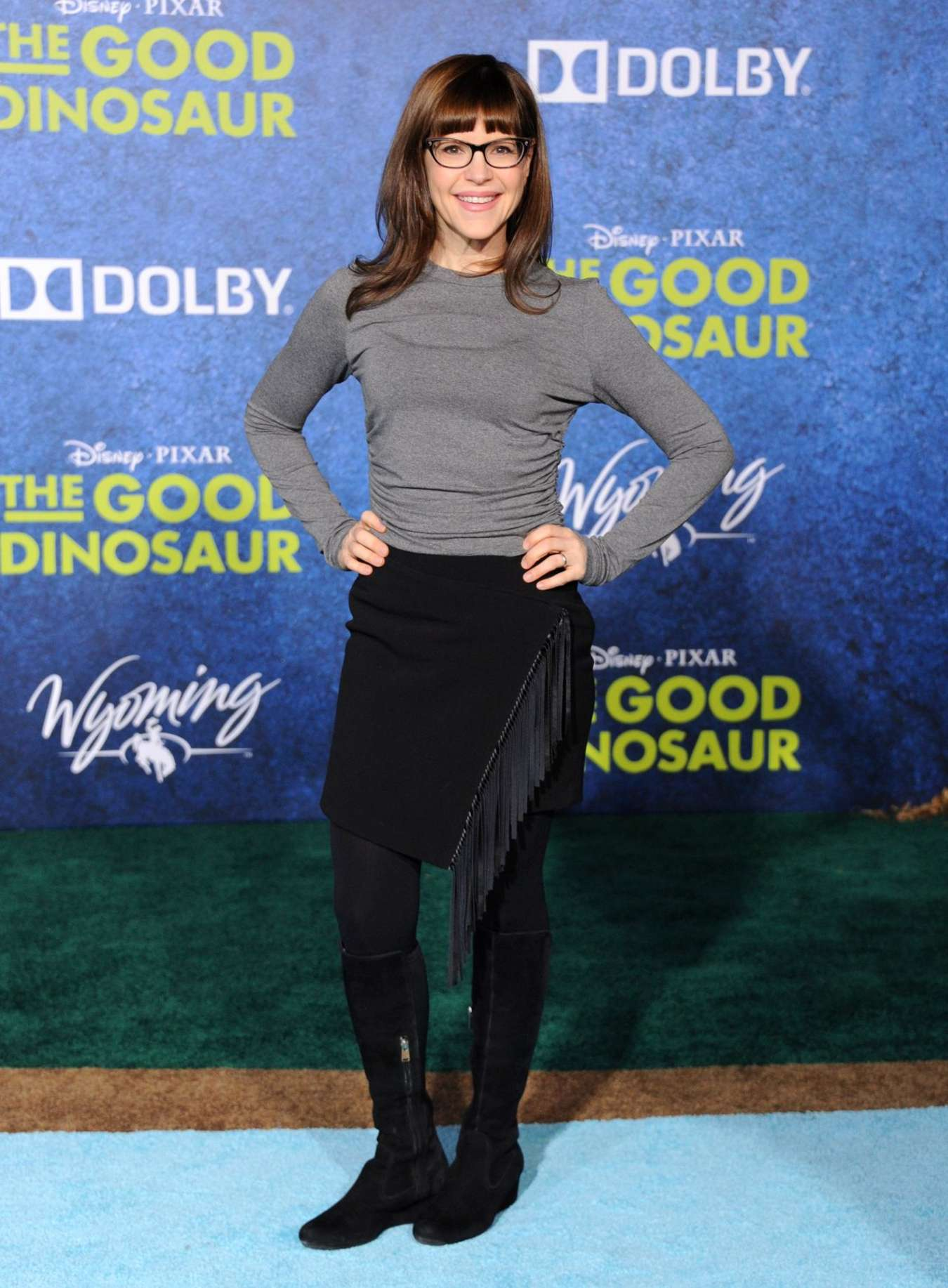 Lisa Loeb The Good Dinosaur Premiere in Hollywood