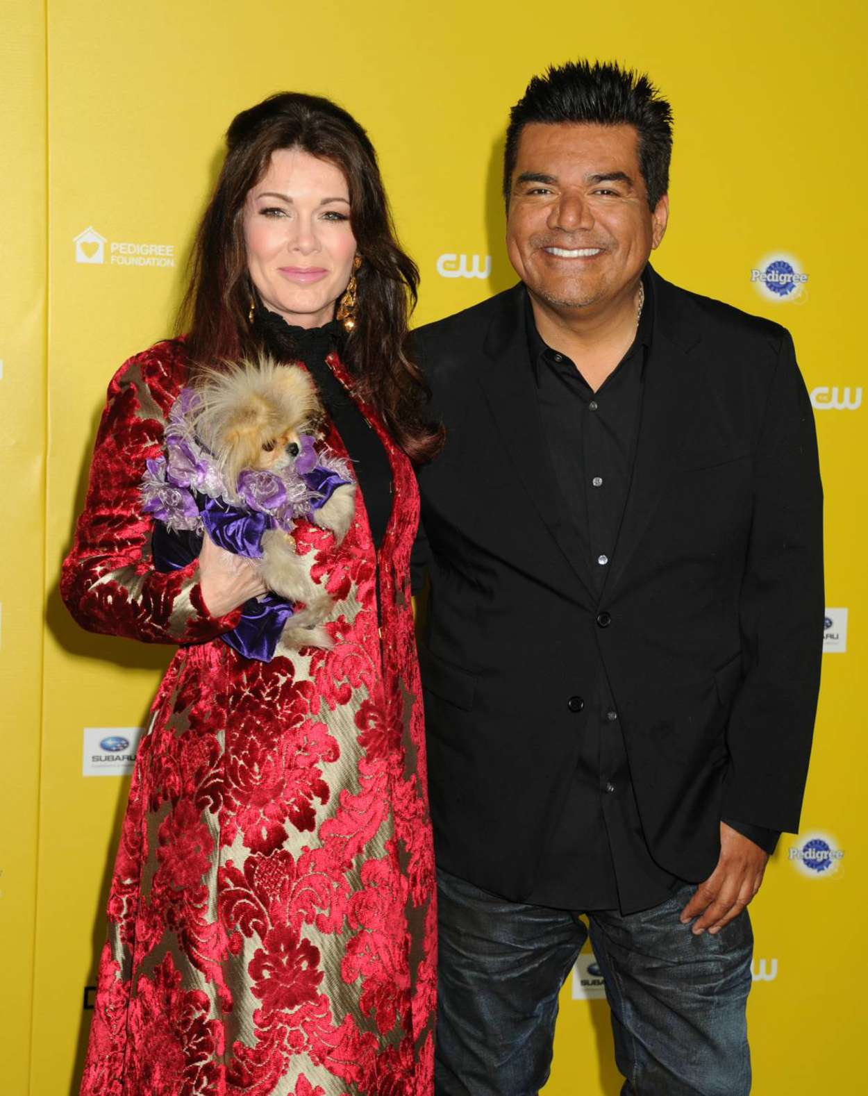 Lisa Vanderpump The World Dog Awards in Santa Monica