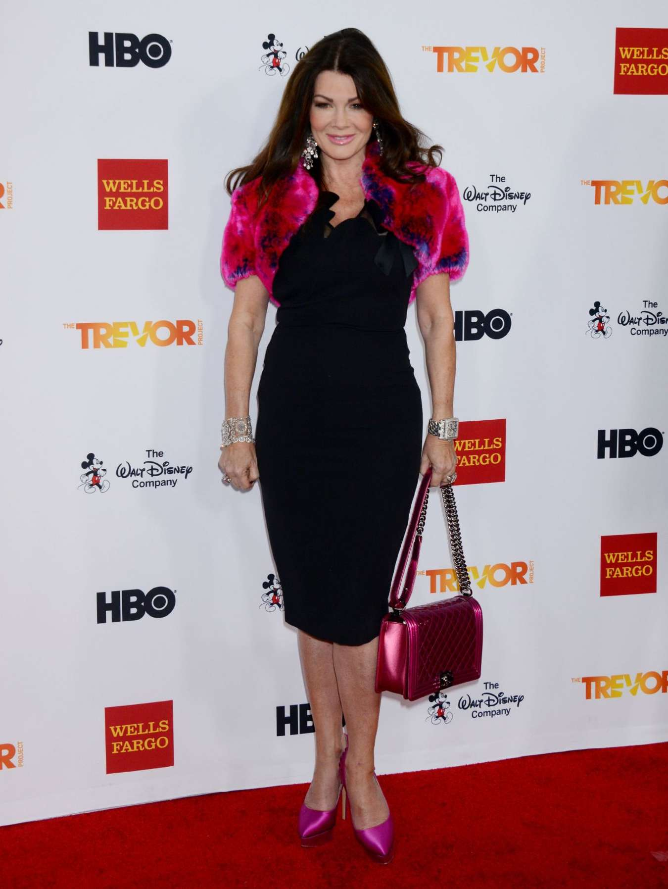 Lisa Vanderpump TrevorLIVE at Hollywood Palladium in Los Angeles