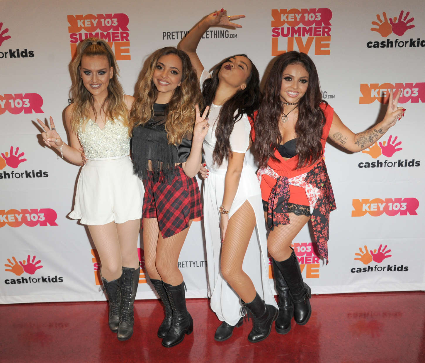 Little Mix Radio City Summer Live in Liverpool