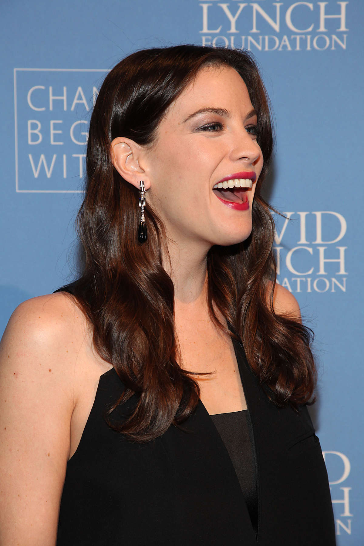 Liv Tyler an Intimate Night of Jazz event in New York