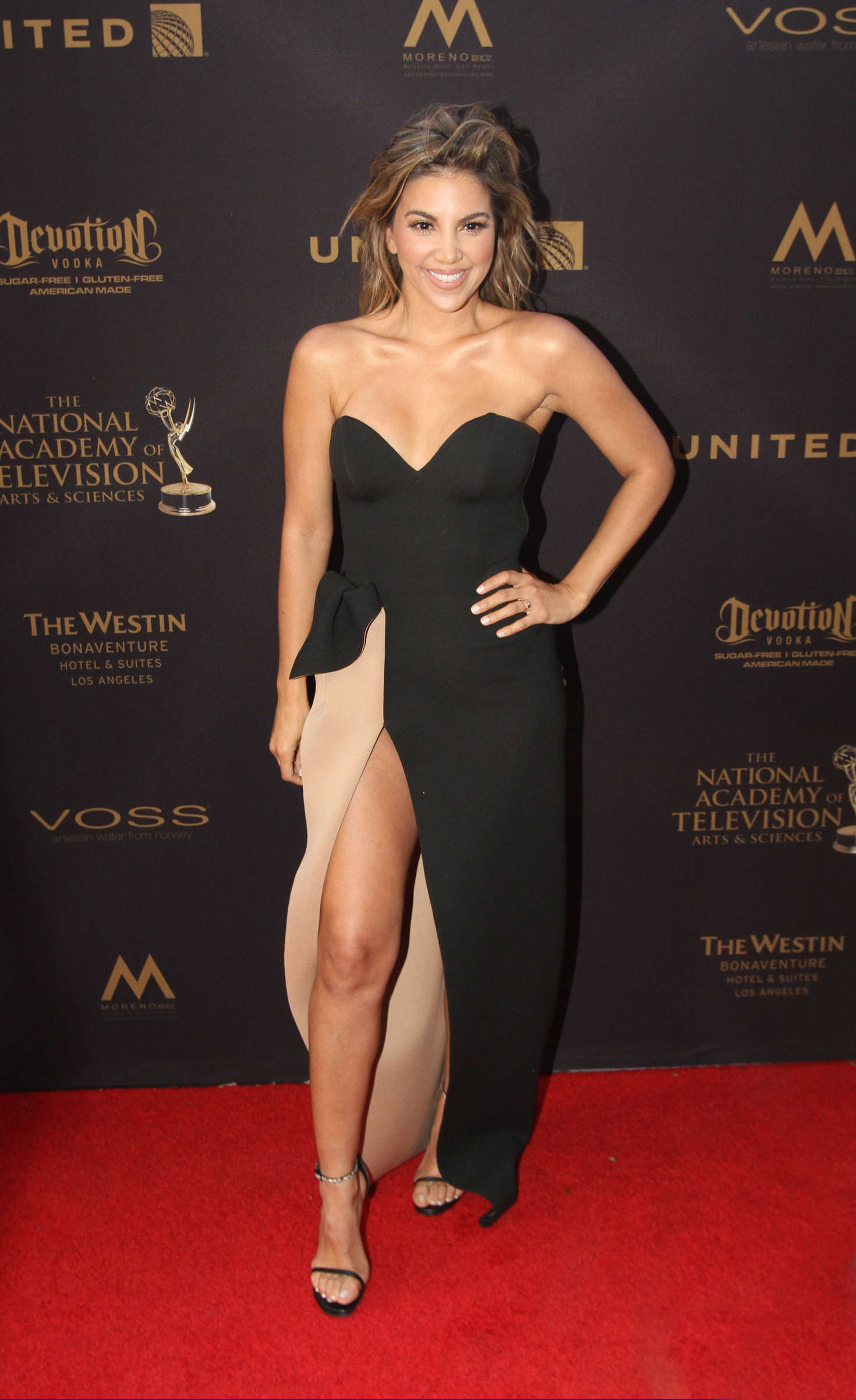 Liz Hernandez Daytime Emmy Awards in Los Angeles