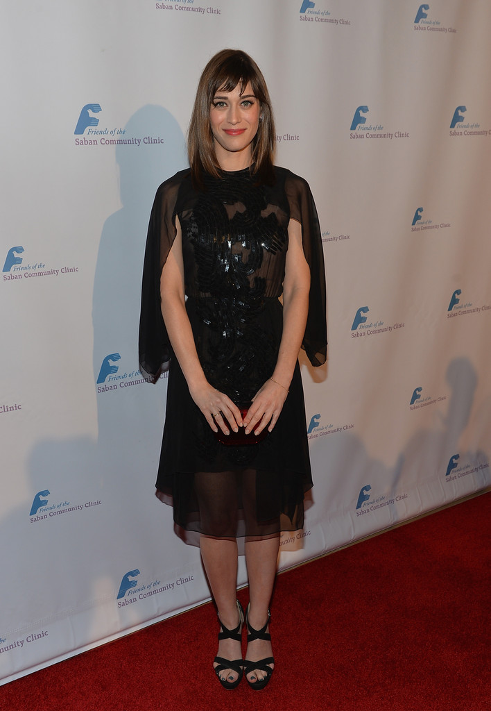 Lizzy Caplan Annual Saban Community Clinic Gala in Beverly Hills