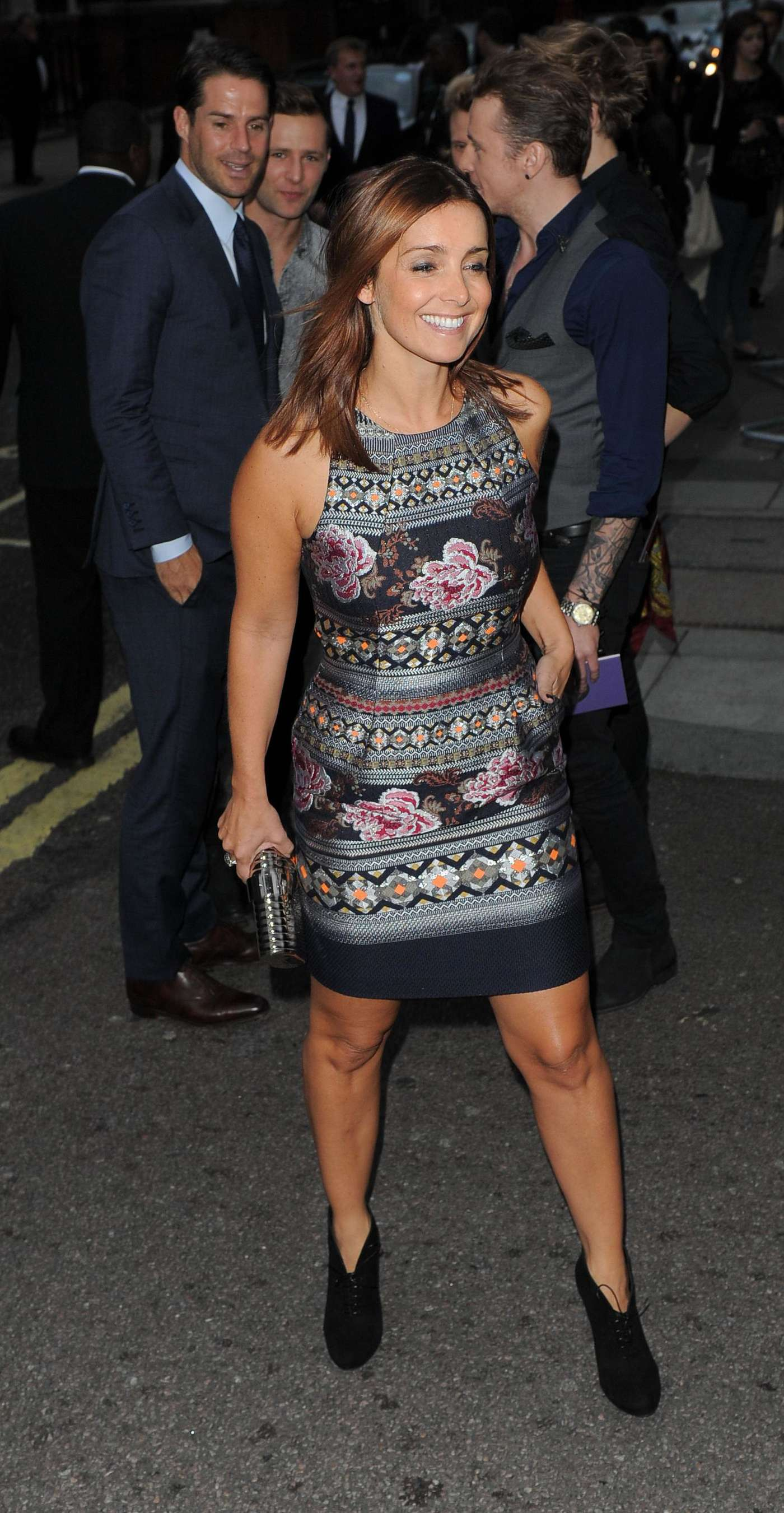 Louise Redknapp Pride of Britain Awards in London
