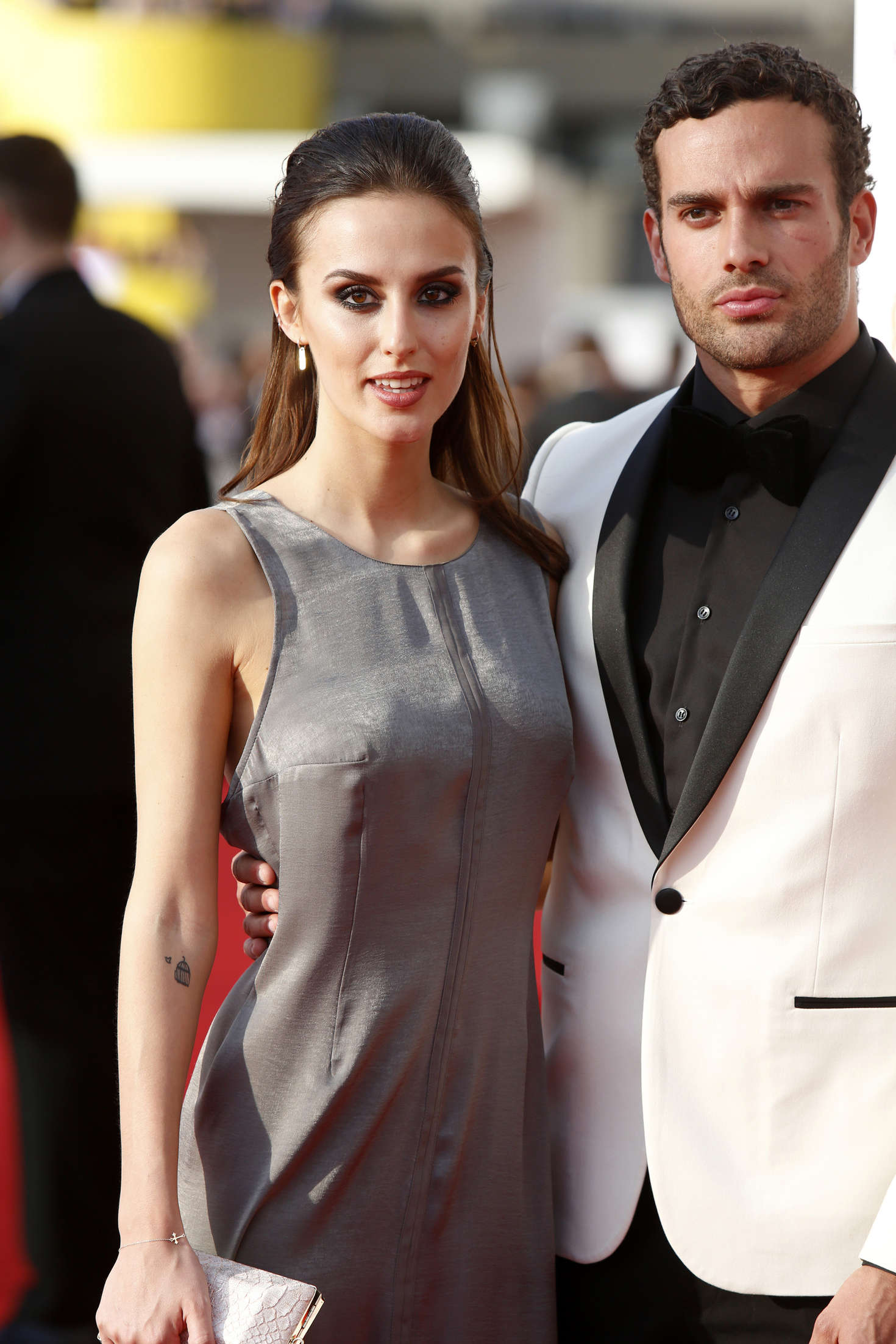 Lucy Watson BAFTA TV Awards in London