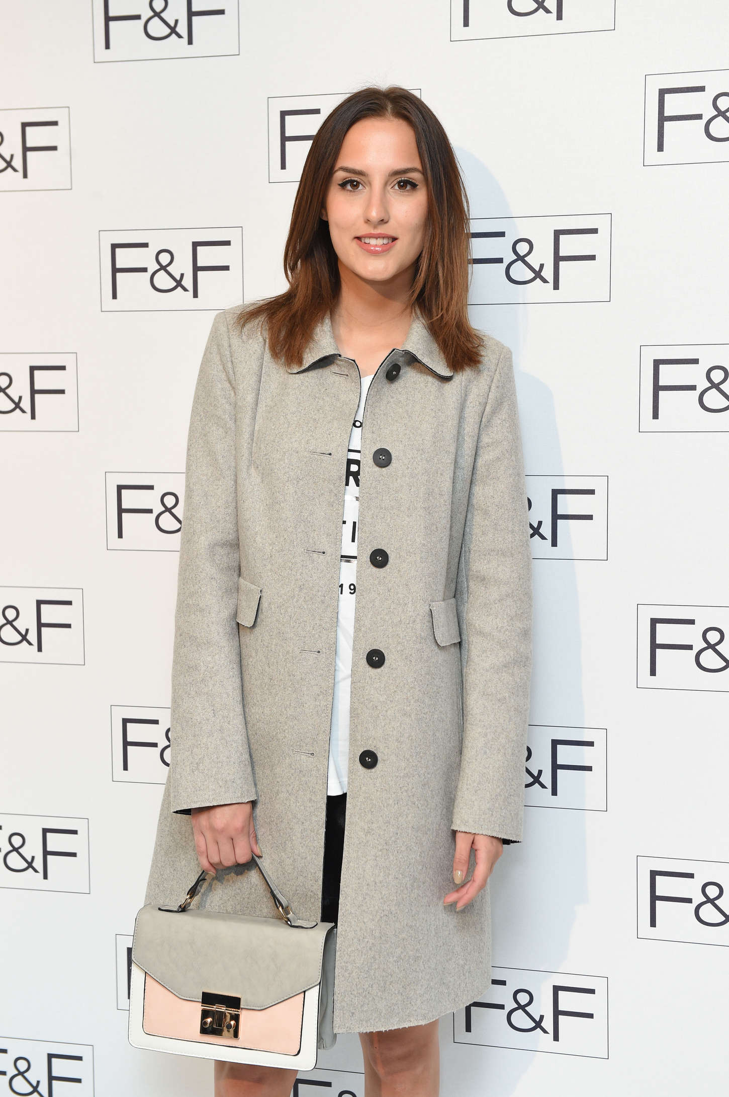 Lucy Watson FF AW15 Salon Show in London