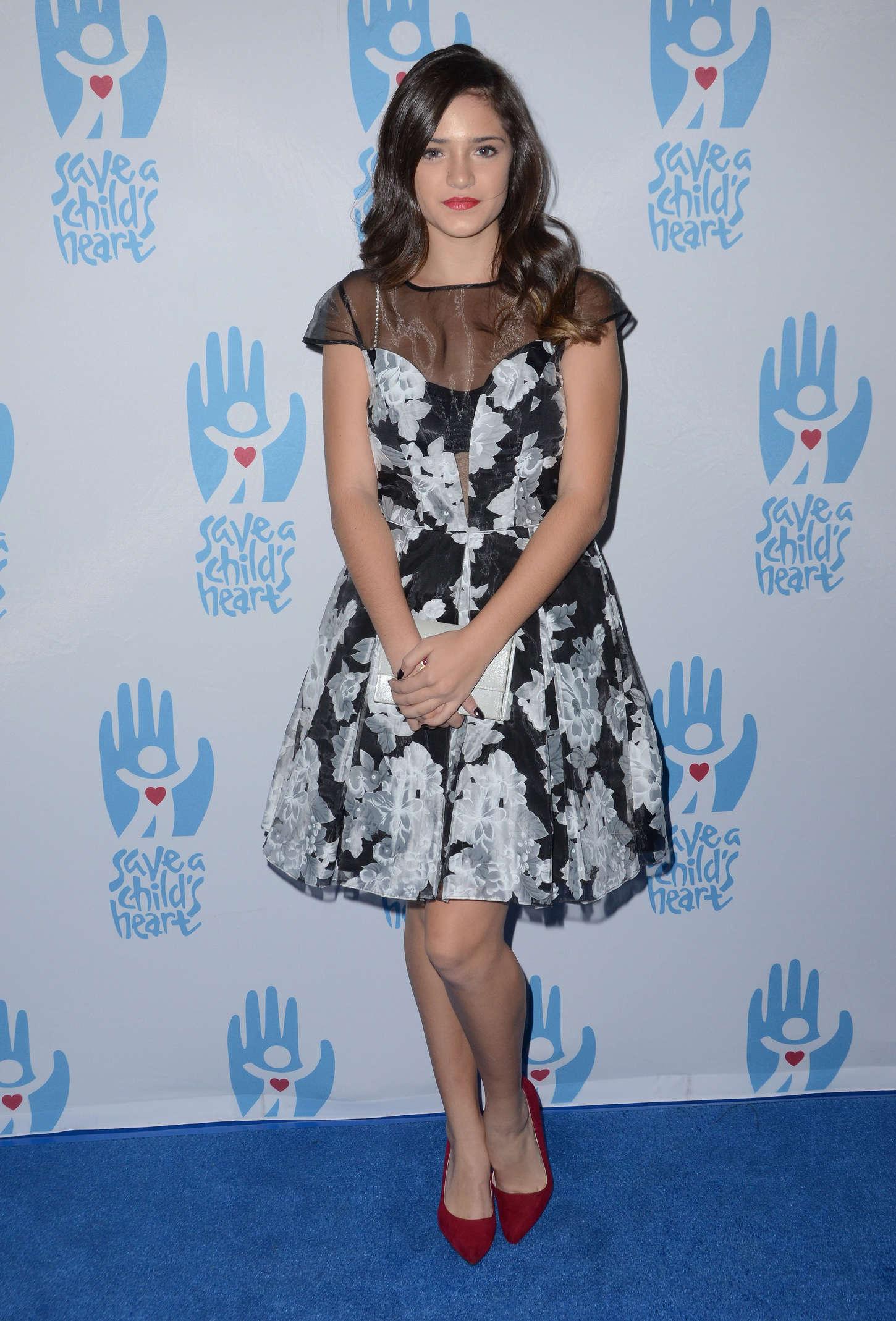 Luna Blaise Annual Save a Childs Heart Gala in Culver City