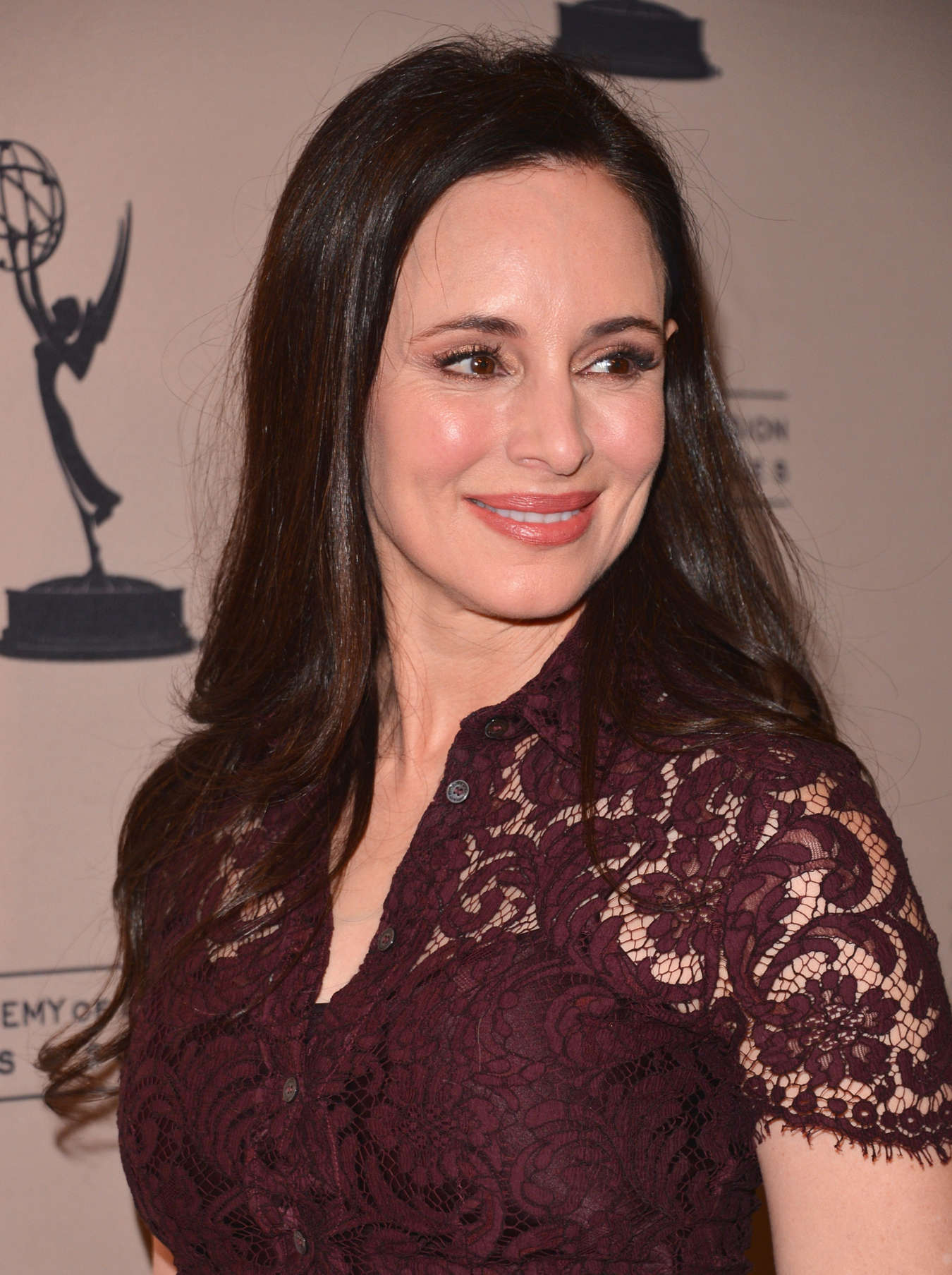 Madeleine Stowe Academy of Televisions An Evening with Revenge in Hollywood