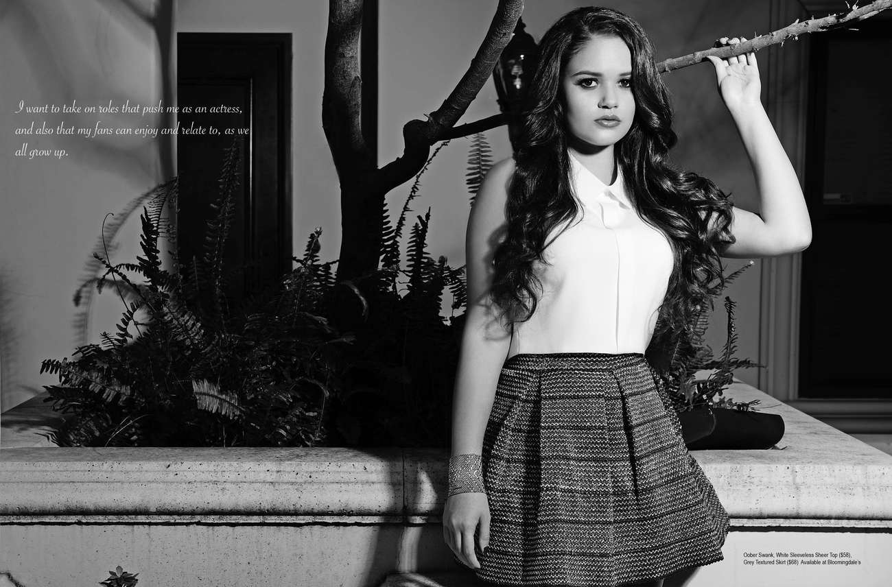 Madison Pettis Regard Magazine
