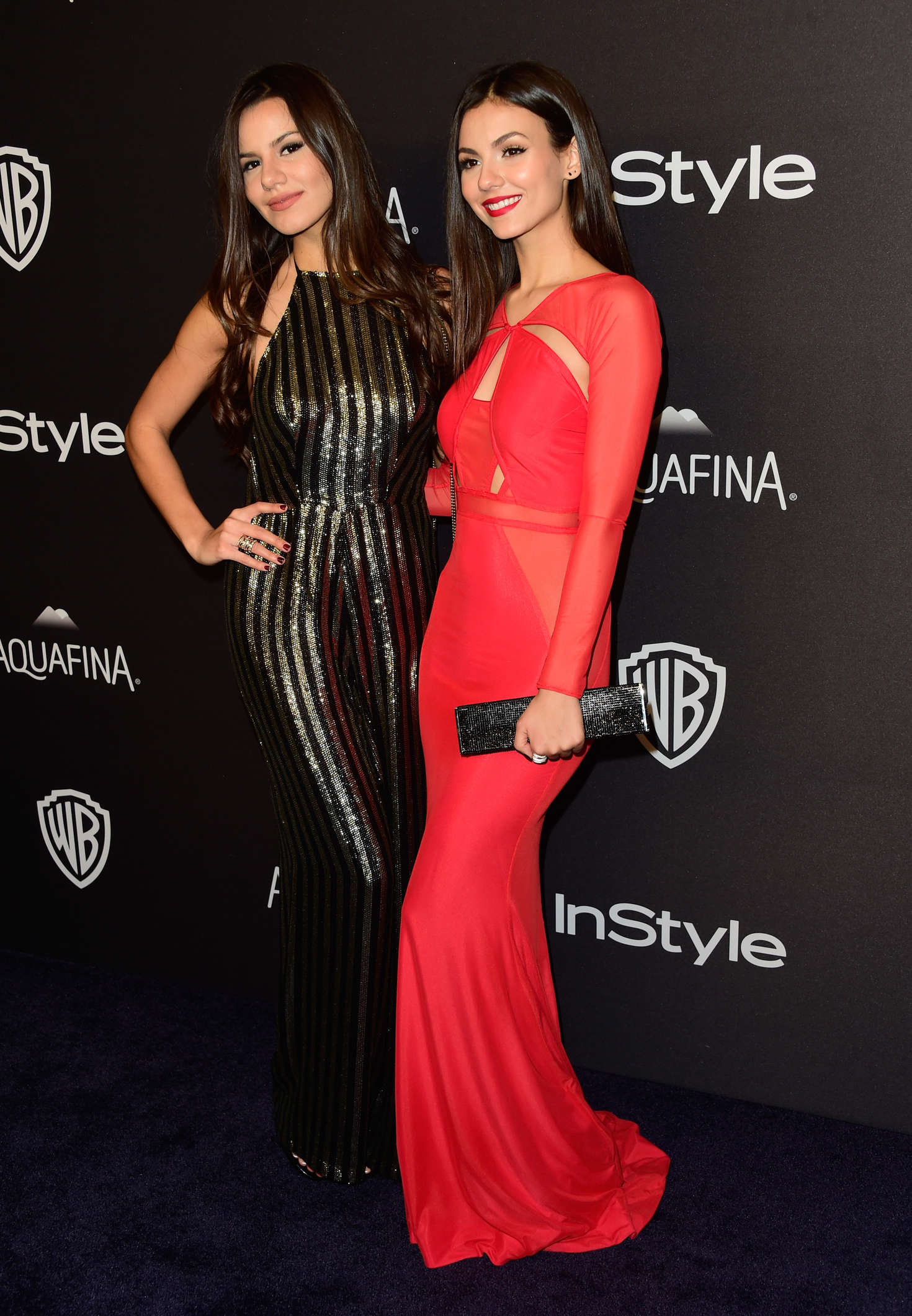 Madison Reed InStyle and Warner Bros Golden Globe Awards Post-Party in Beverly Hills