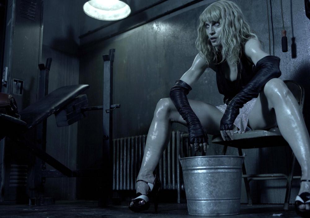 Madonna Tom Munro Photoshoot for LUomo Vogue