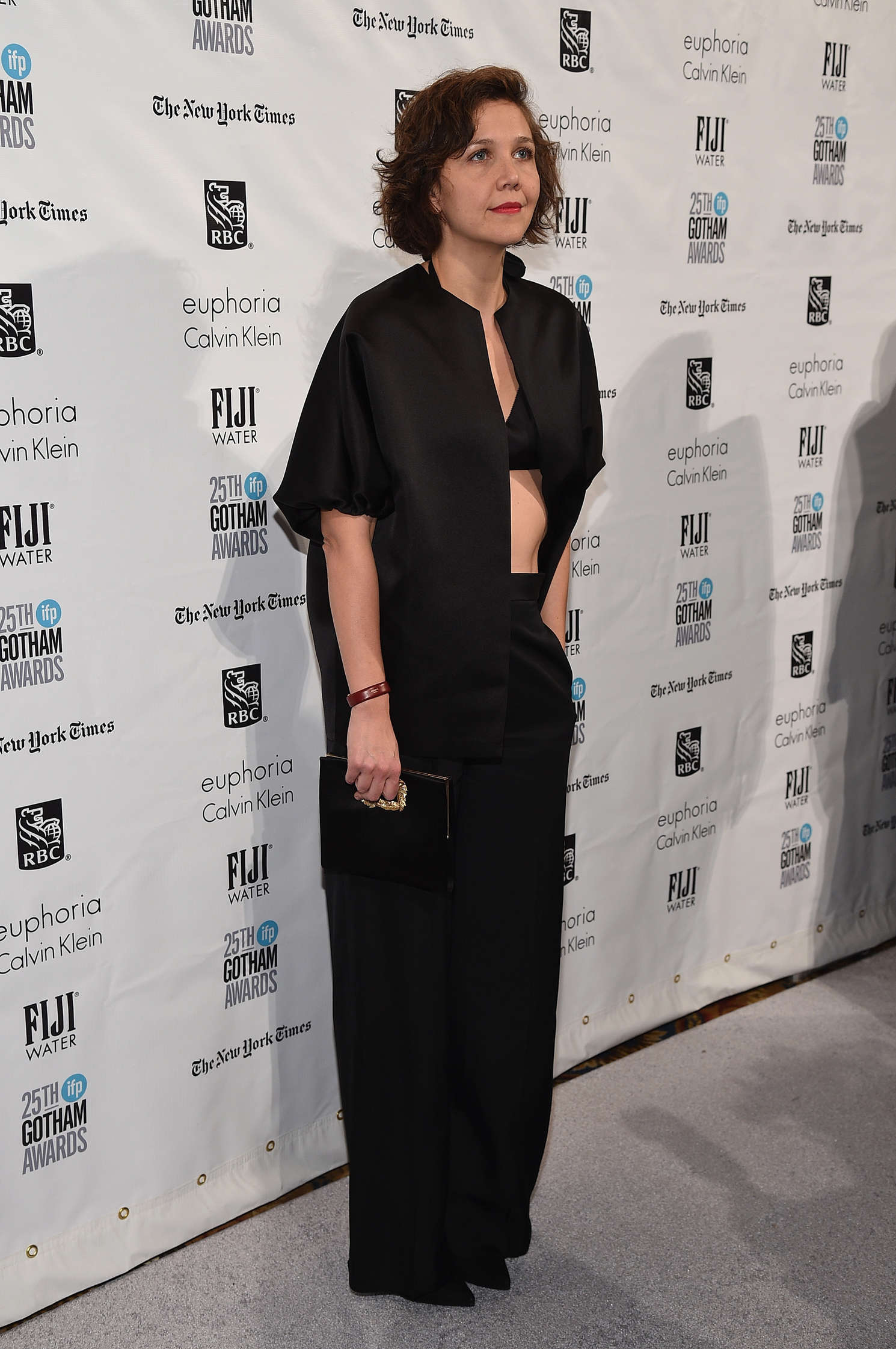 Maggie Gyllenhaal The IFP Gotham Independent Film Awards in New York