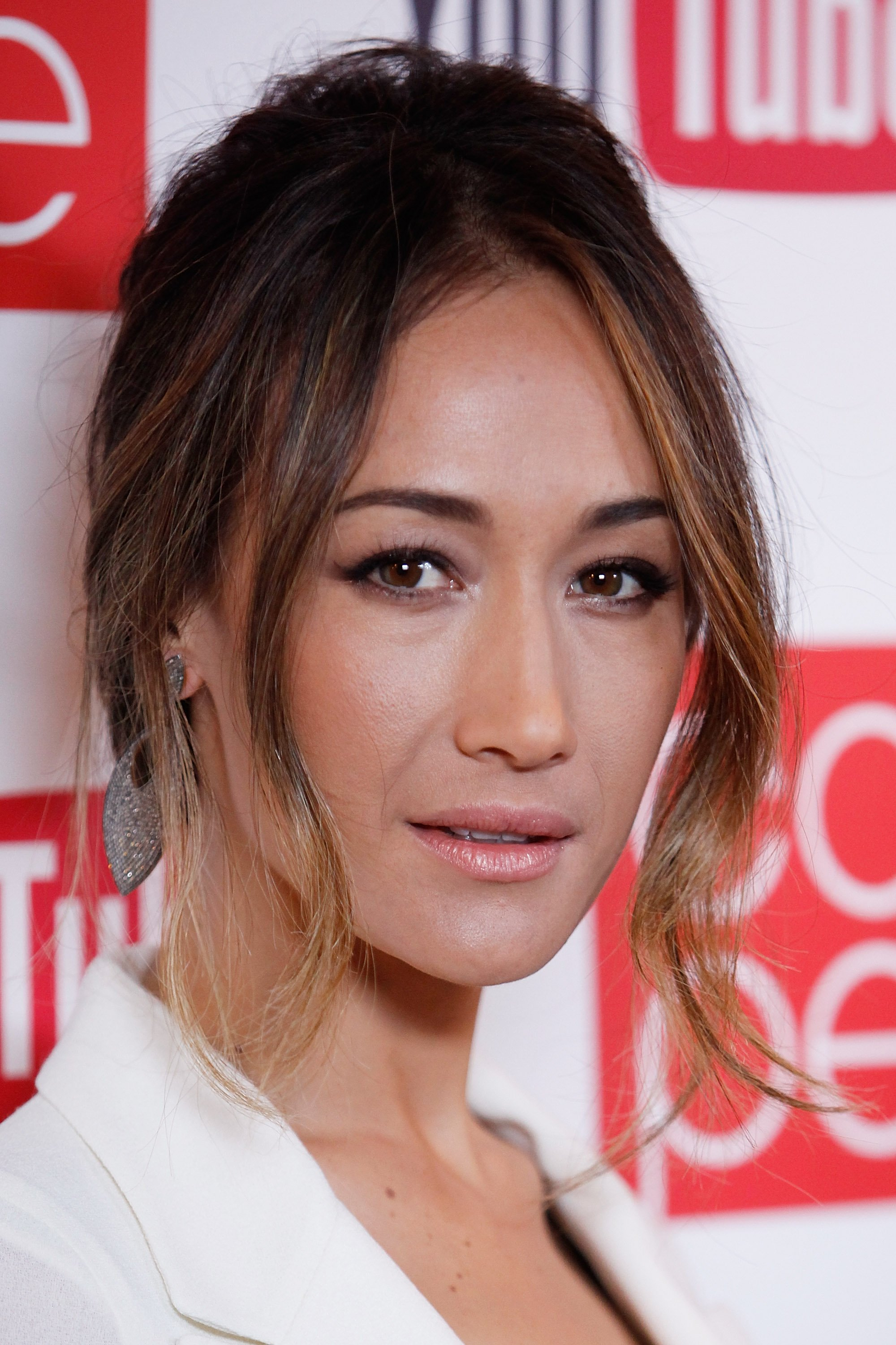 Maggie Q at CAPEs Anniversary Gala in Los Angeles