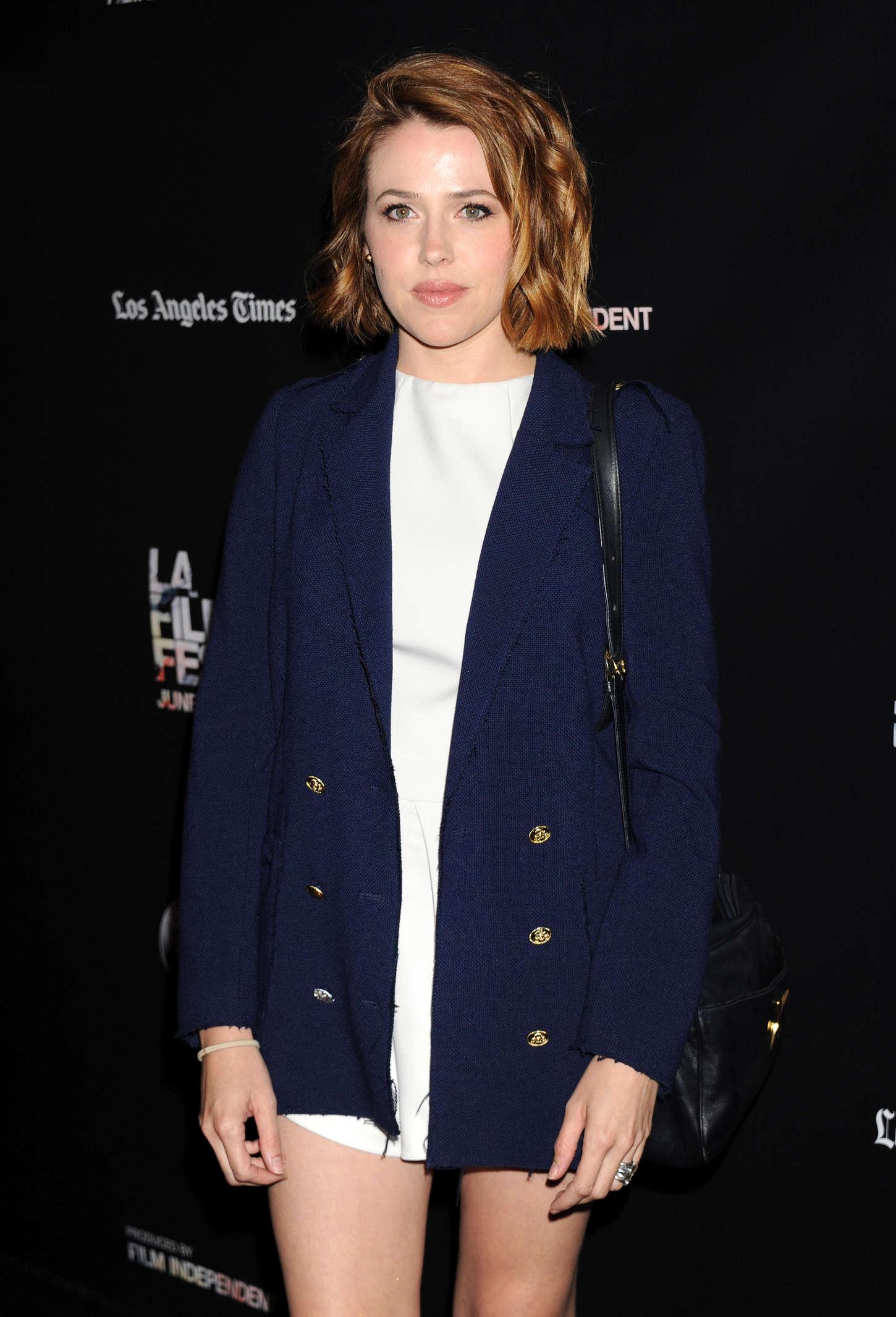 Majandra Delfino The Escort Premiere at Los Angeles Film Festival