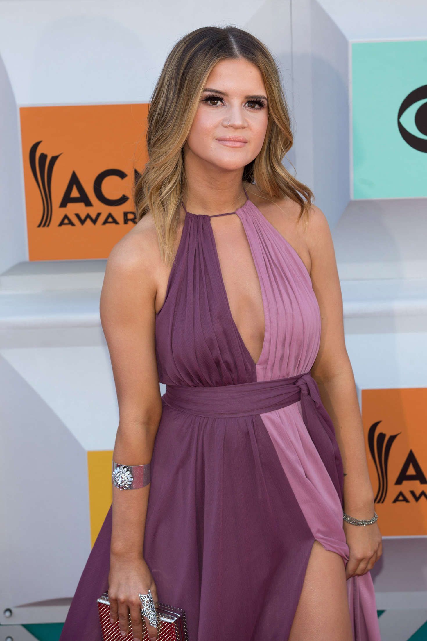 Maren Morris Academy of Country Music Awards in Las Vegas