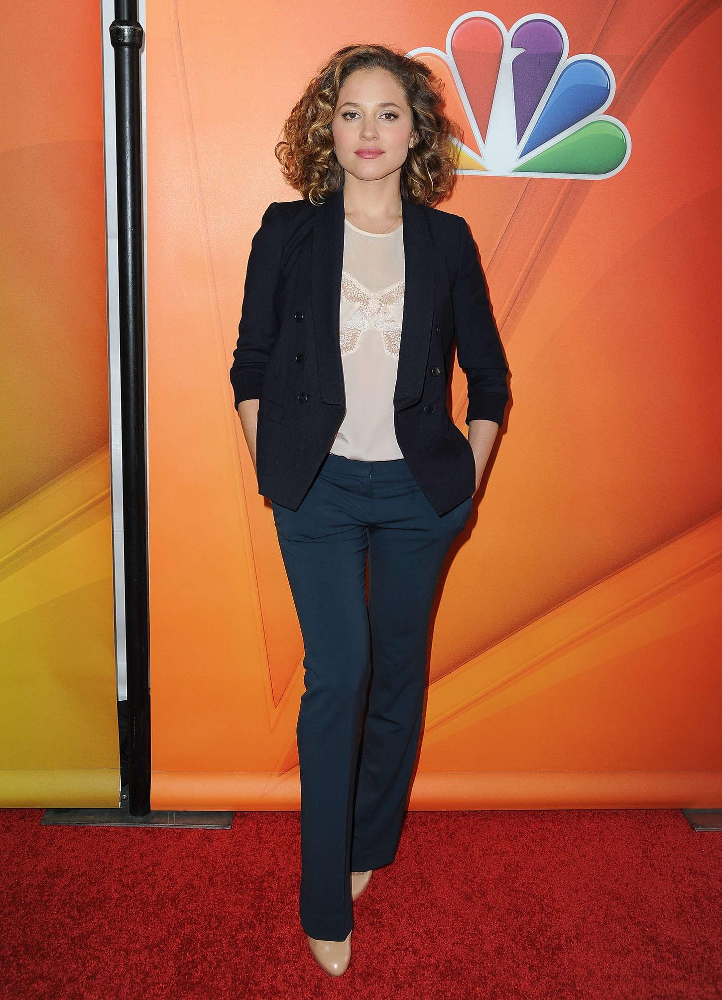 Margarita Levieva NBCUniversal Press Tour Day in Pasadena