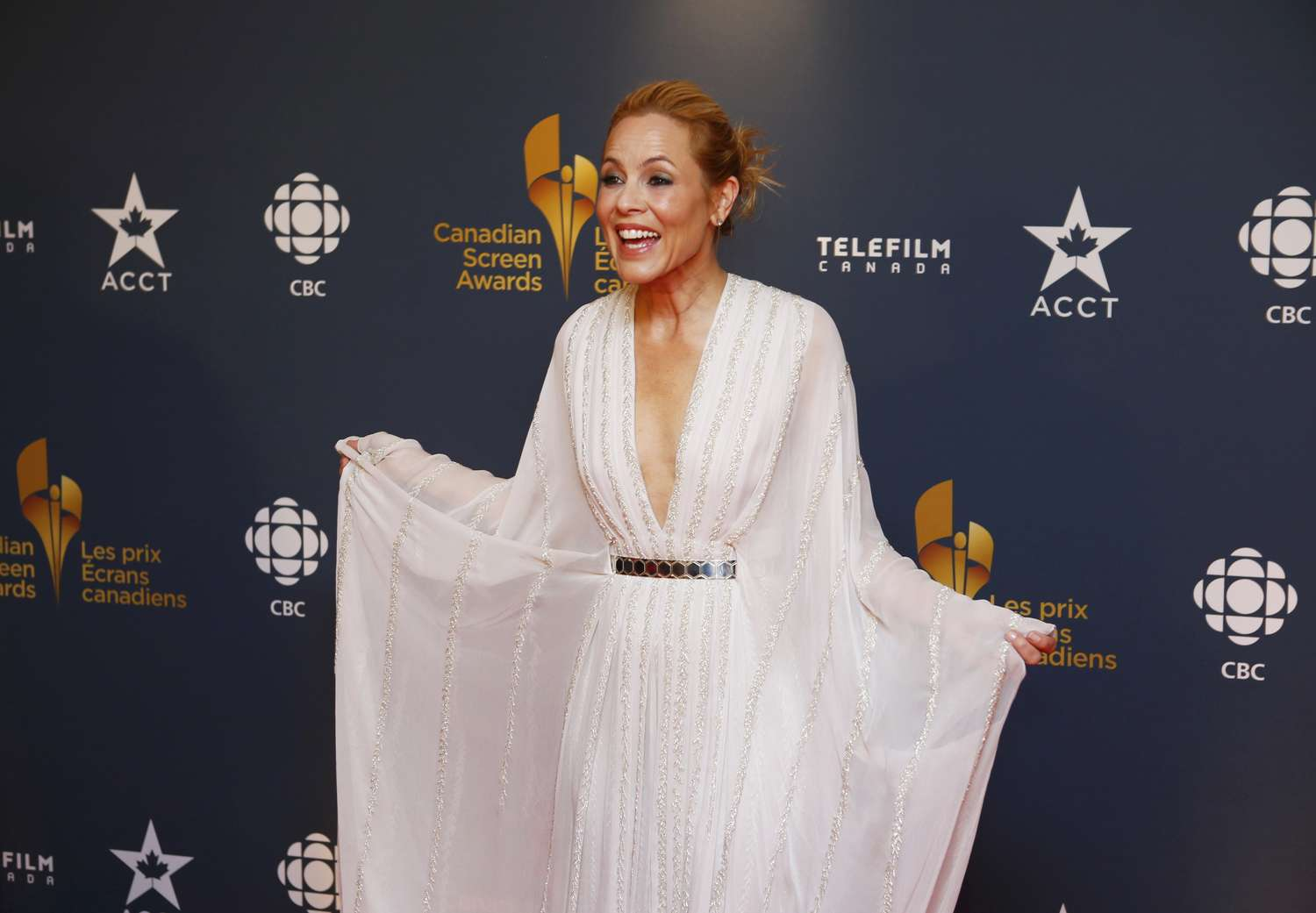 Maria Bello Canadian Screen Awards