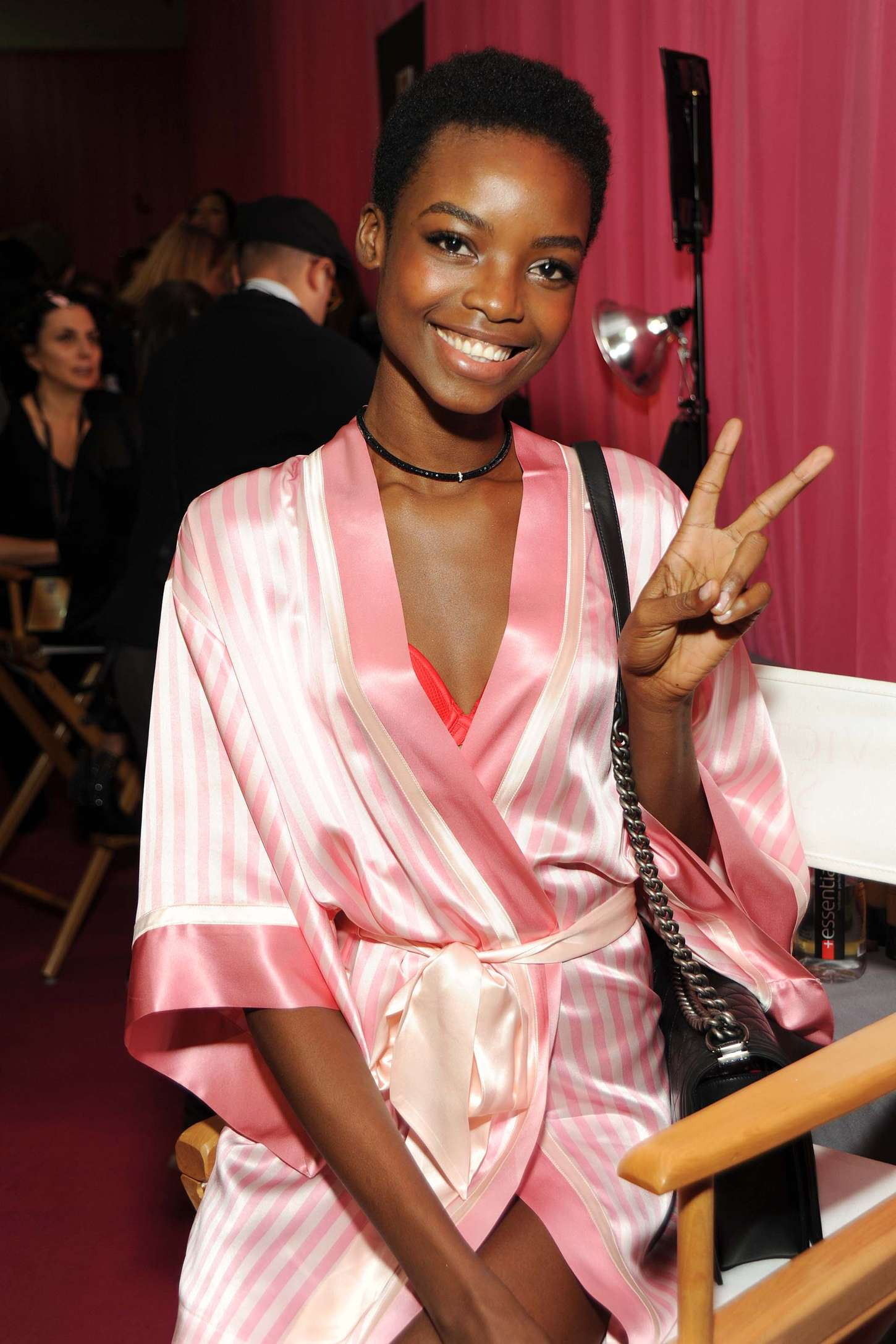 Maria Borges Victorias Secret Fashion Show in New York