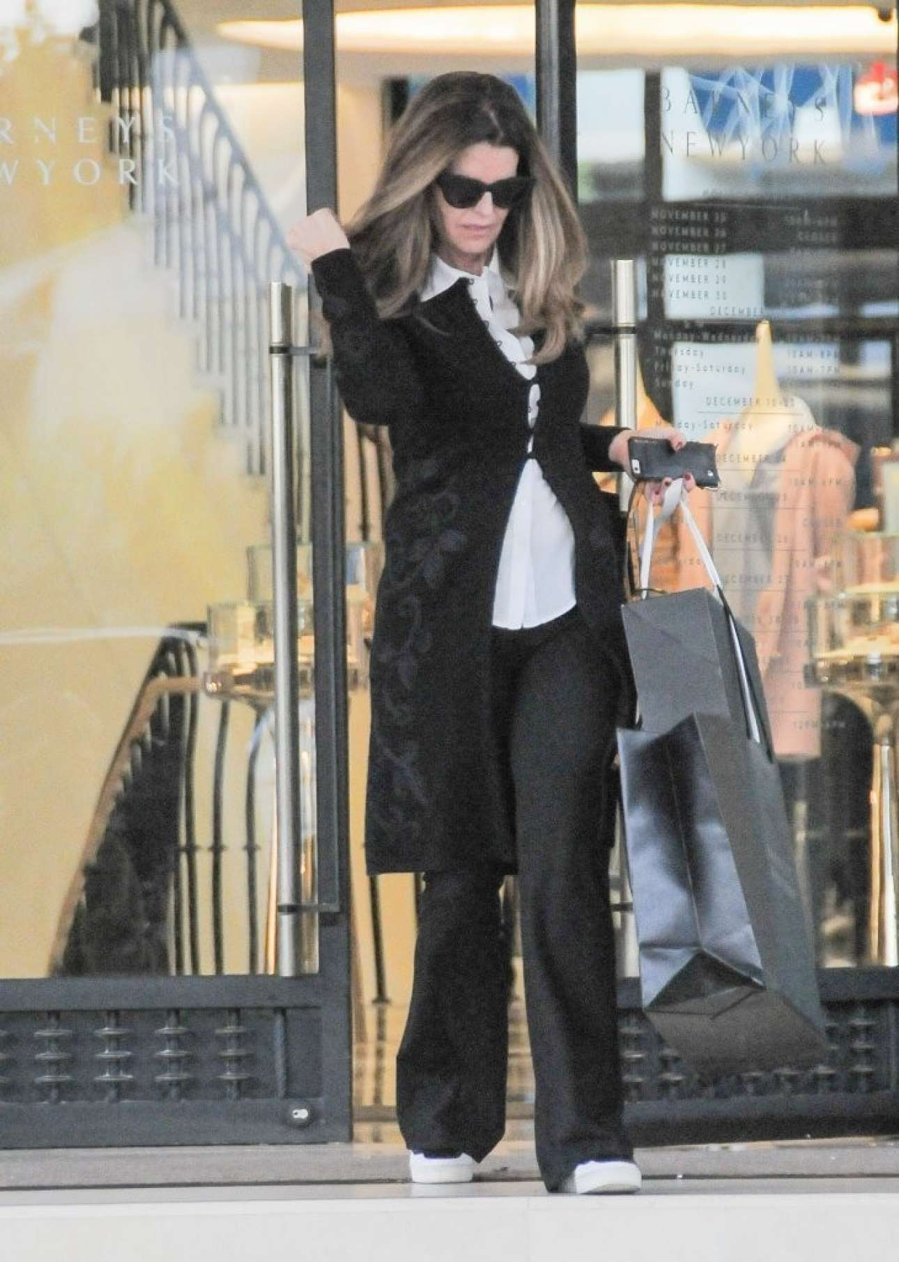 Maria Shriver out in Beverly Hills