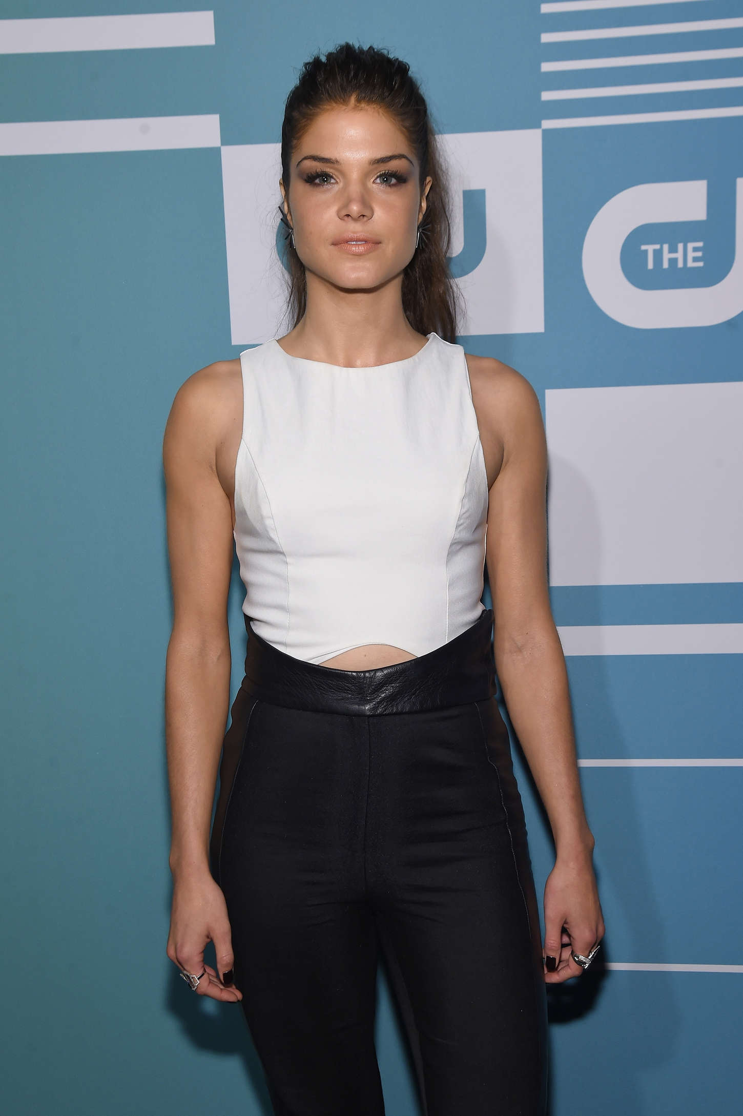 Marie Avgeropoulos CW Networks Upfront in New York