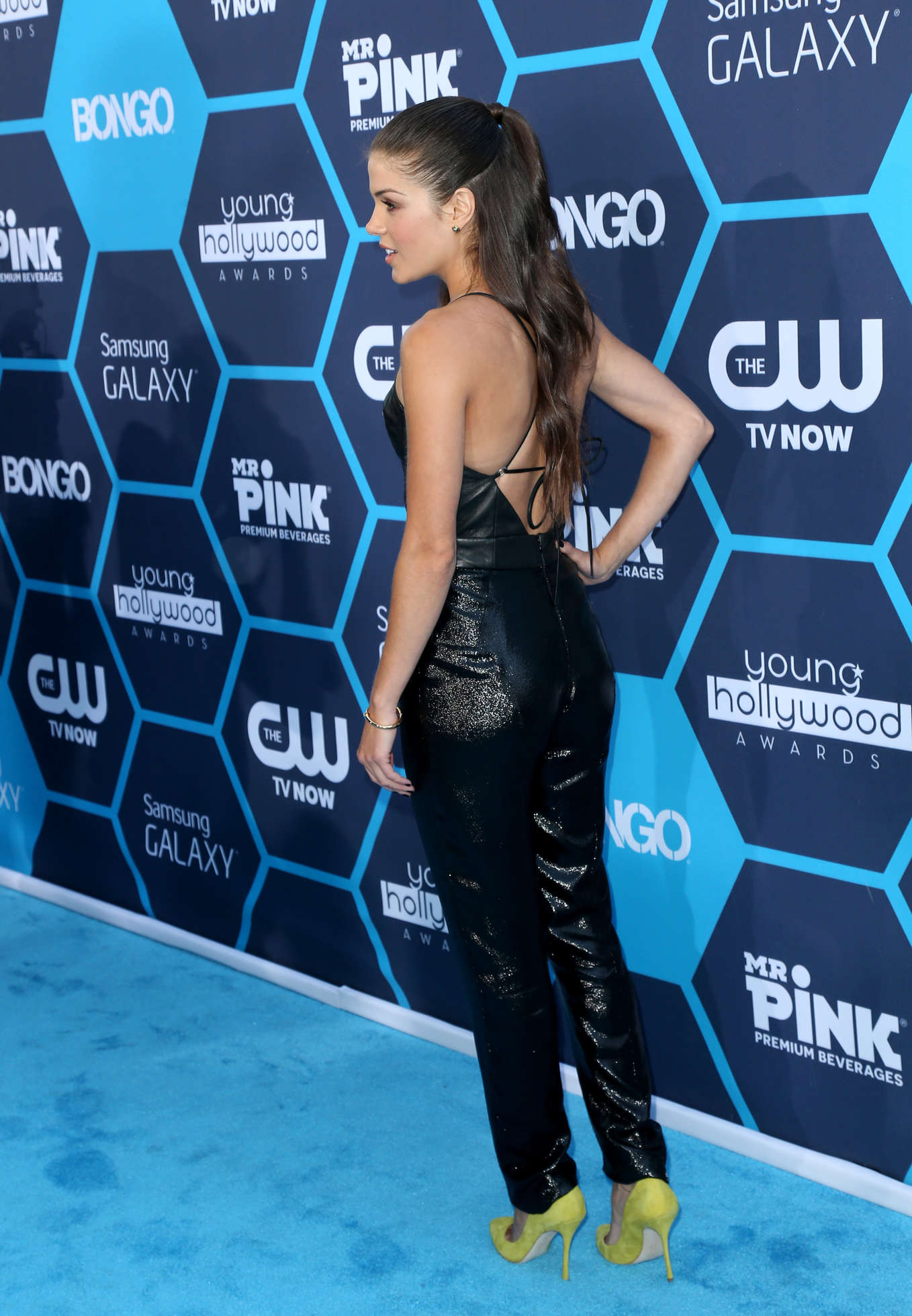 Marie Avgeropoulos Young Hollywood Awards