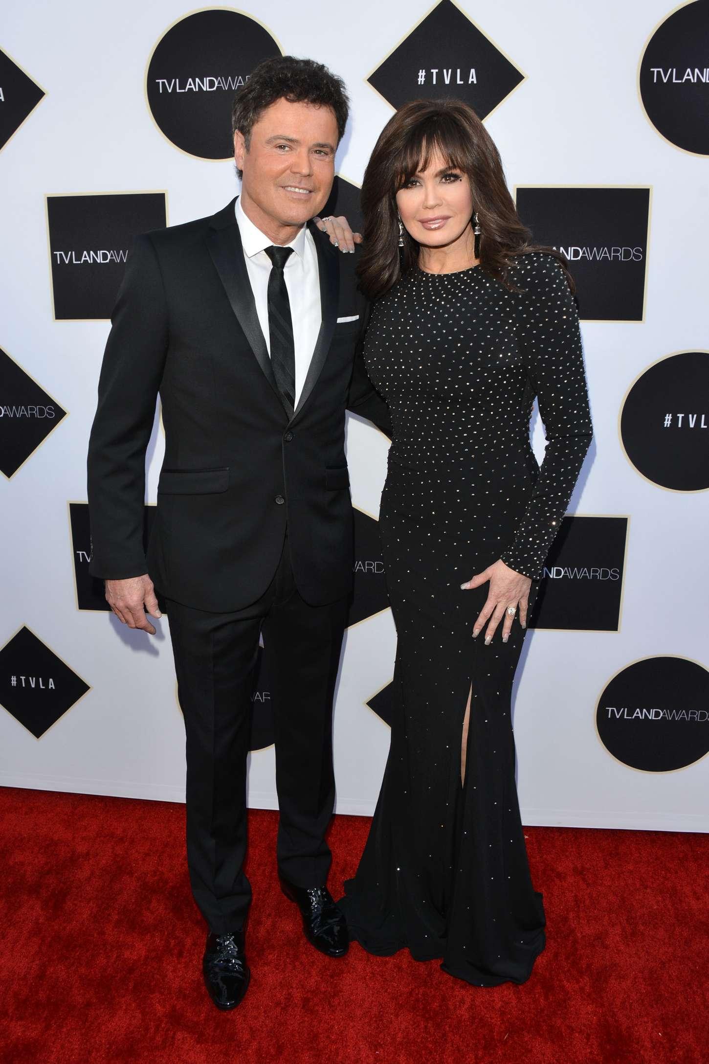 Marie Osmond TV LAND Awards in Beverly Hills