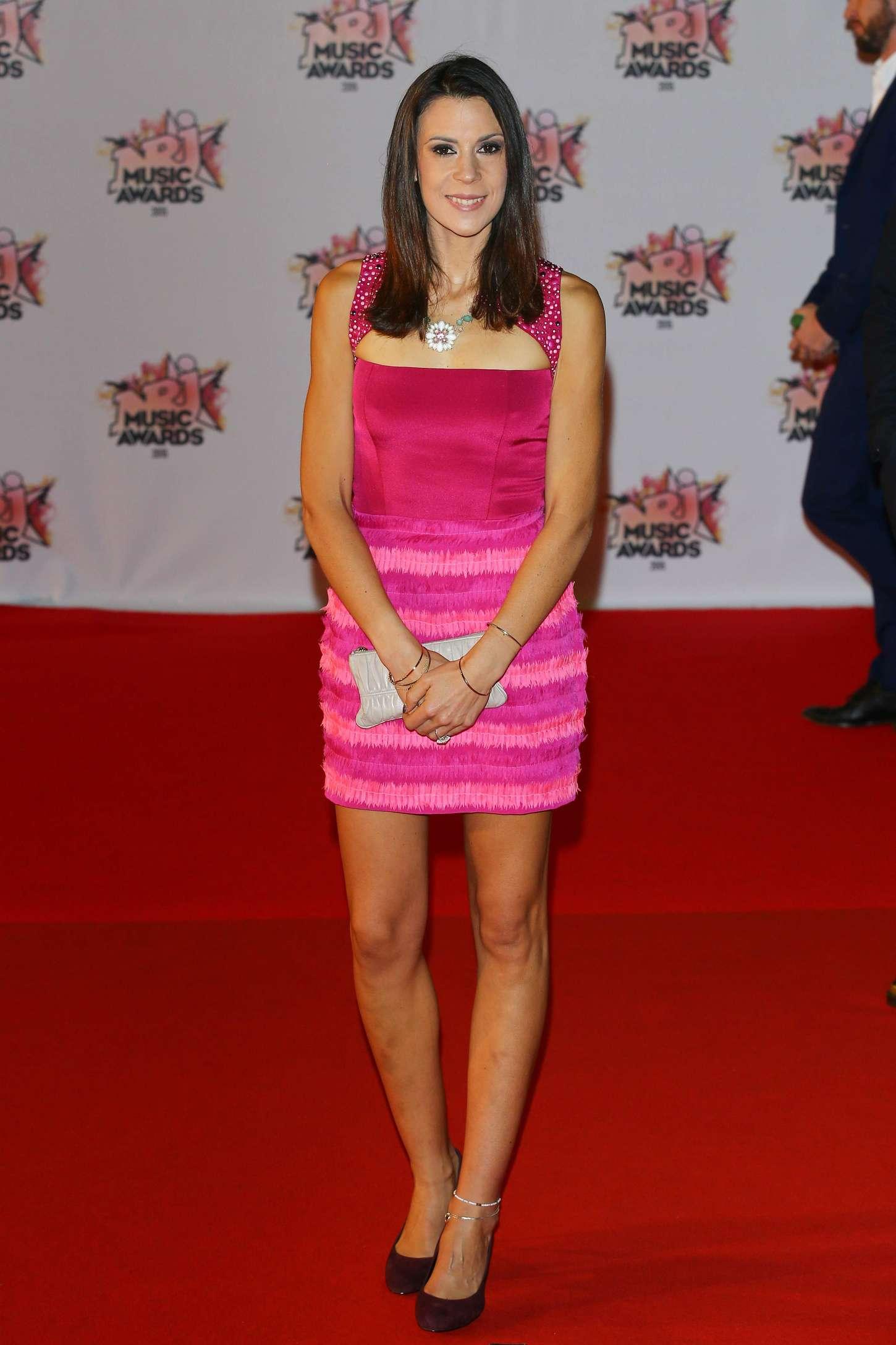 Marion Bartoli NRJ Music Awards in Cannes