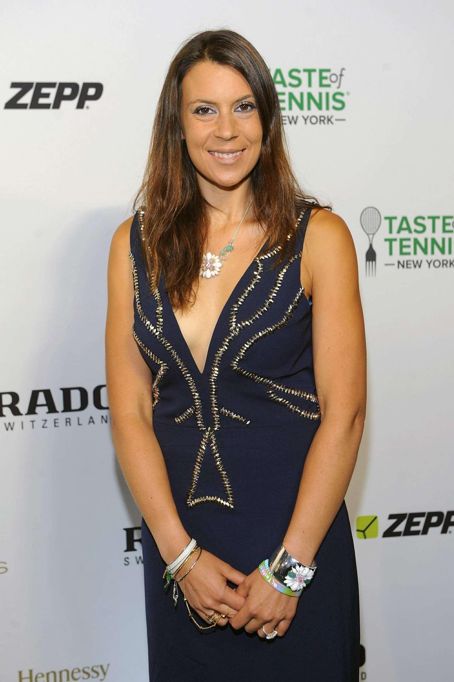 Marion Bartoli Taste of Tennis Gala in New York