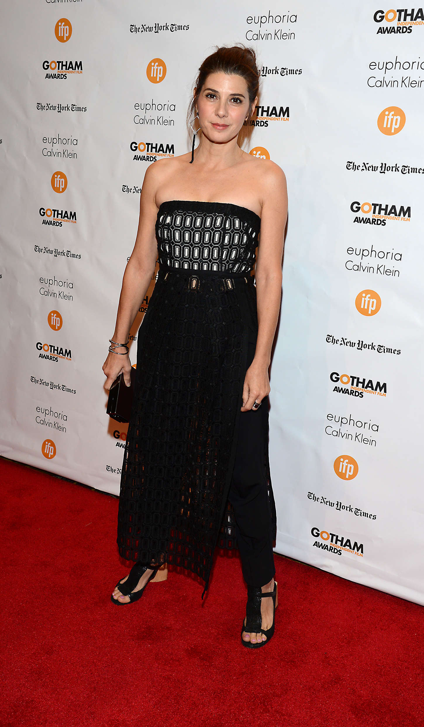 Marisa Tomei IFPs Gotham Independent Film Awards in New York