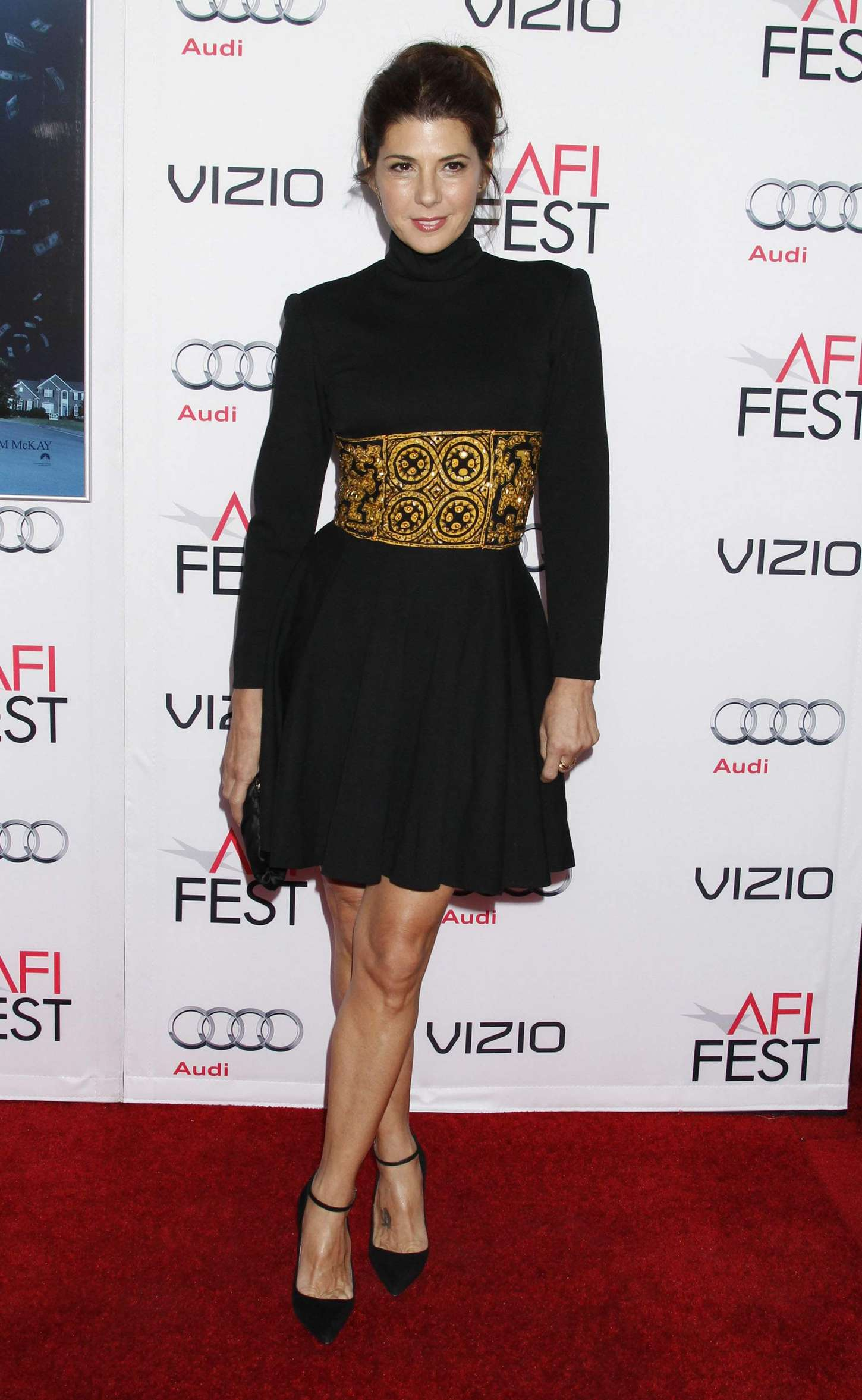 Marisa Tomei The Big Short Premiere at AFI Fest Closing Gala in Hollywood