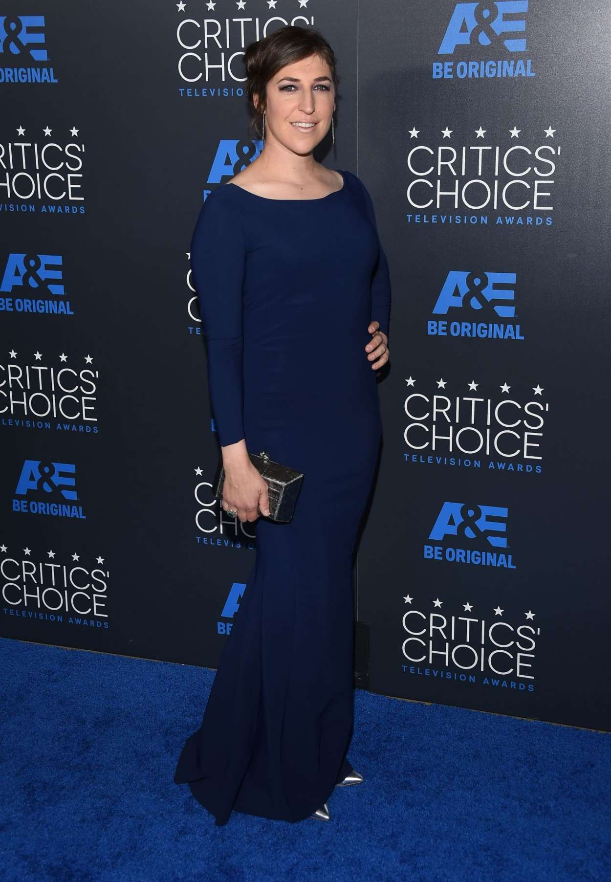 Mayim Bialik Annual Critics Choice Television Awards in Beverly Hills