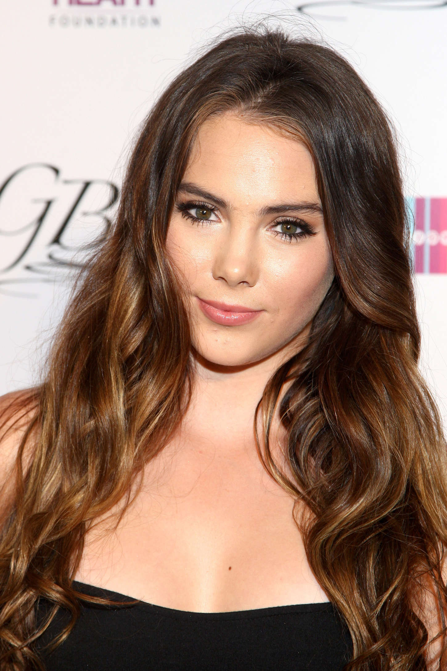 McKayla Maroney GBK Stop Attack Pre Kids Choice Gift Lounge in Hollywood