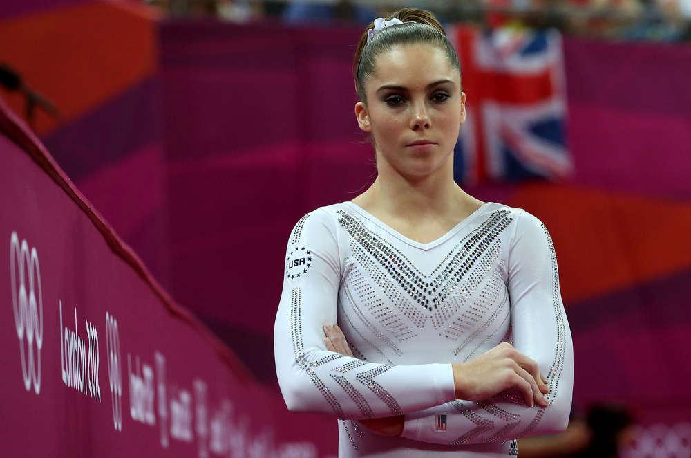 McKayla Maroney London Olympics - Womens Gymnastics Vault Final