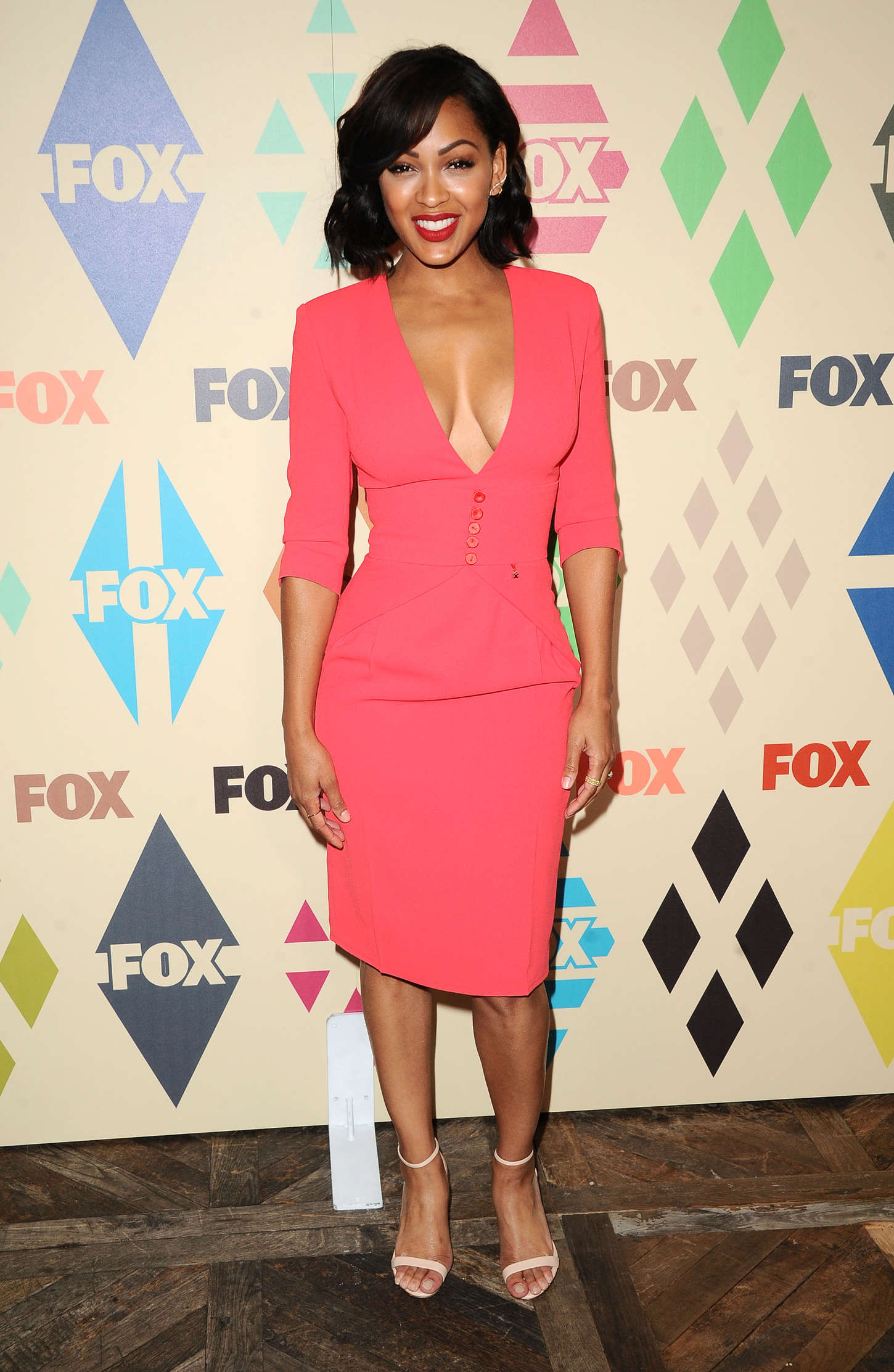 Meagan Good FOX TCA Summer All Star Party in West Hollywood