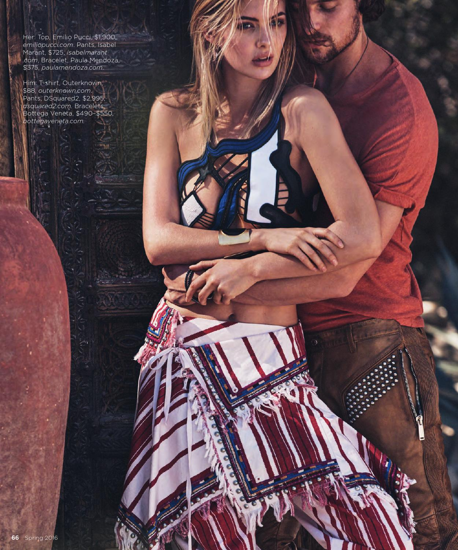 Megan Williams Luxury Magazine