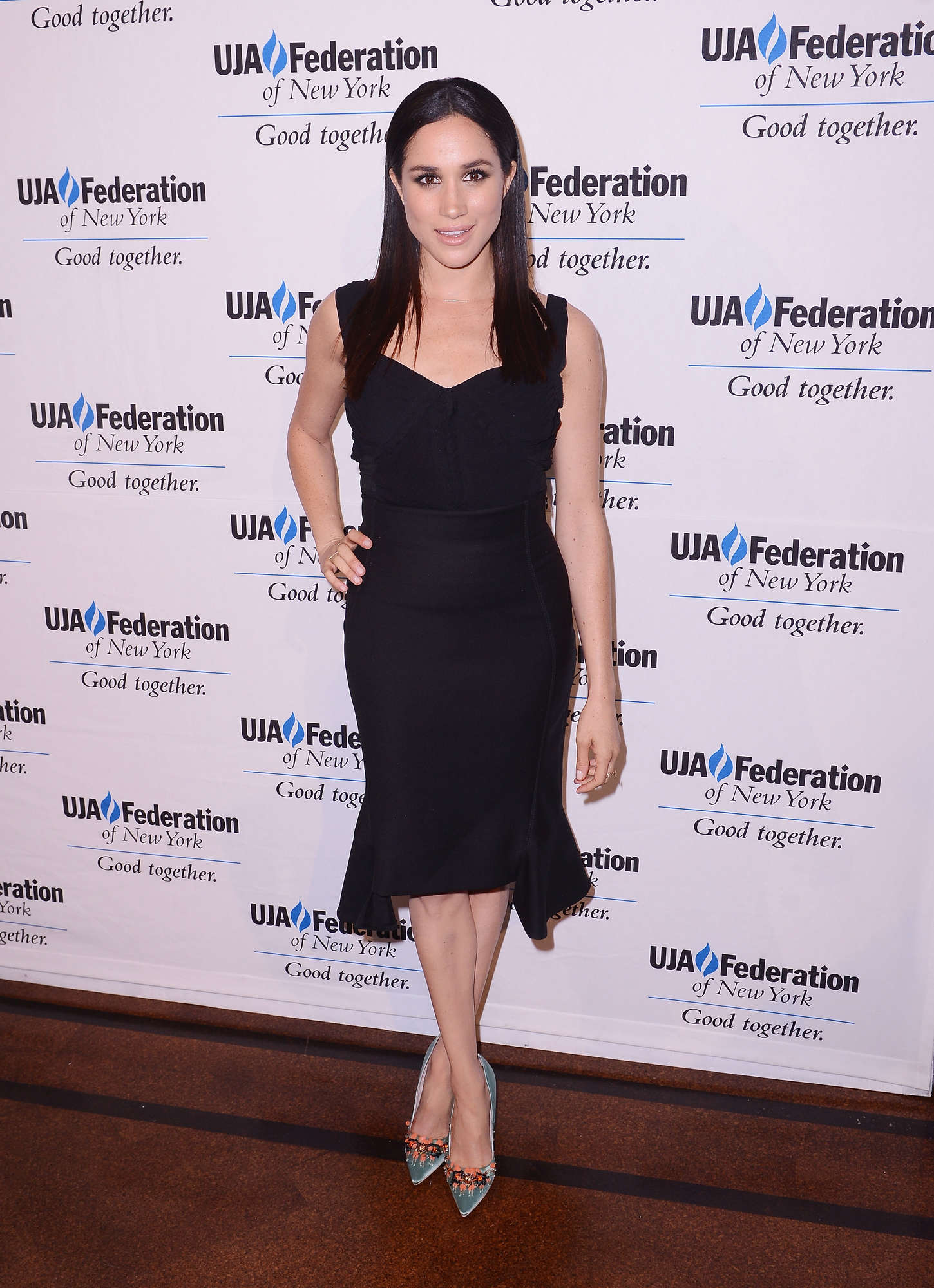Meghan Markle UJA-Federation New Yorks Entertainment Division Signature Gala in New York