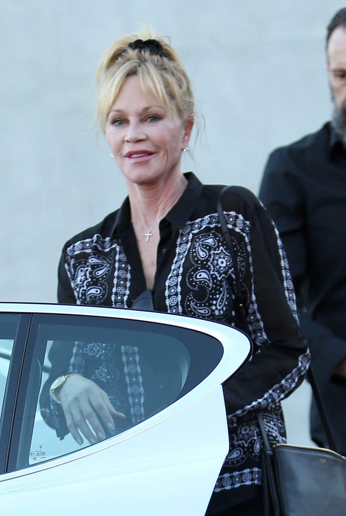 Melanie Griffith Shopping in West Hollywood
