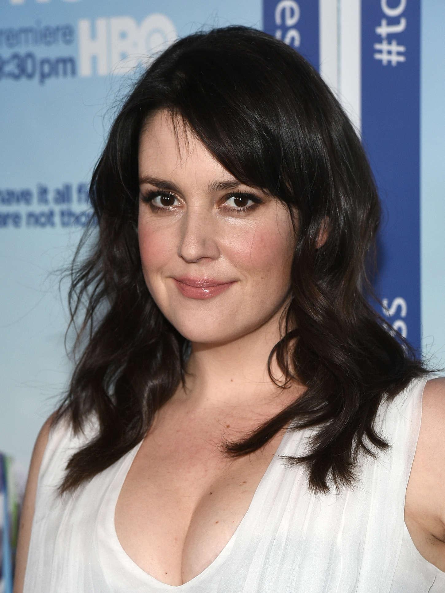 Melanie Lynskey HBOs Togetherness Premiere in Hollywood