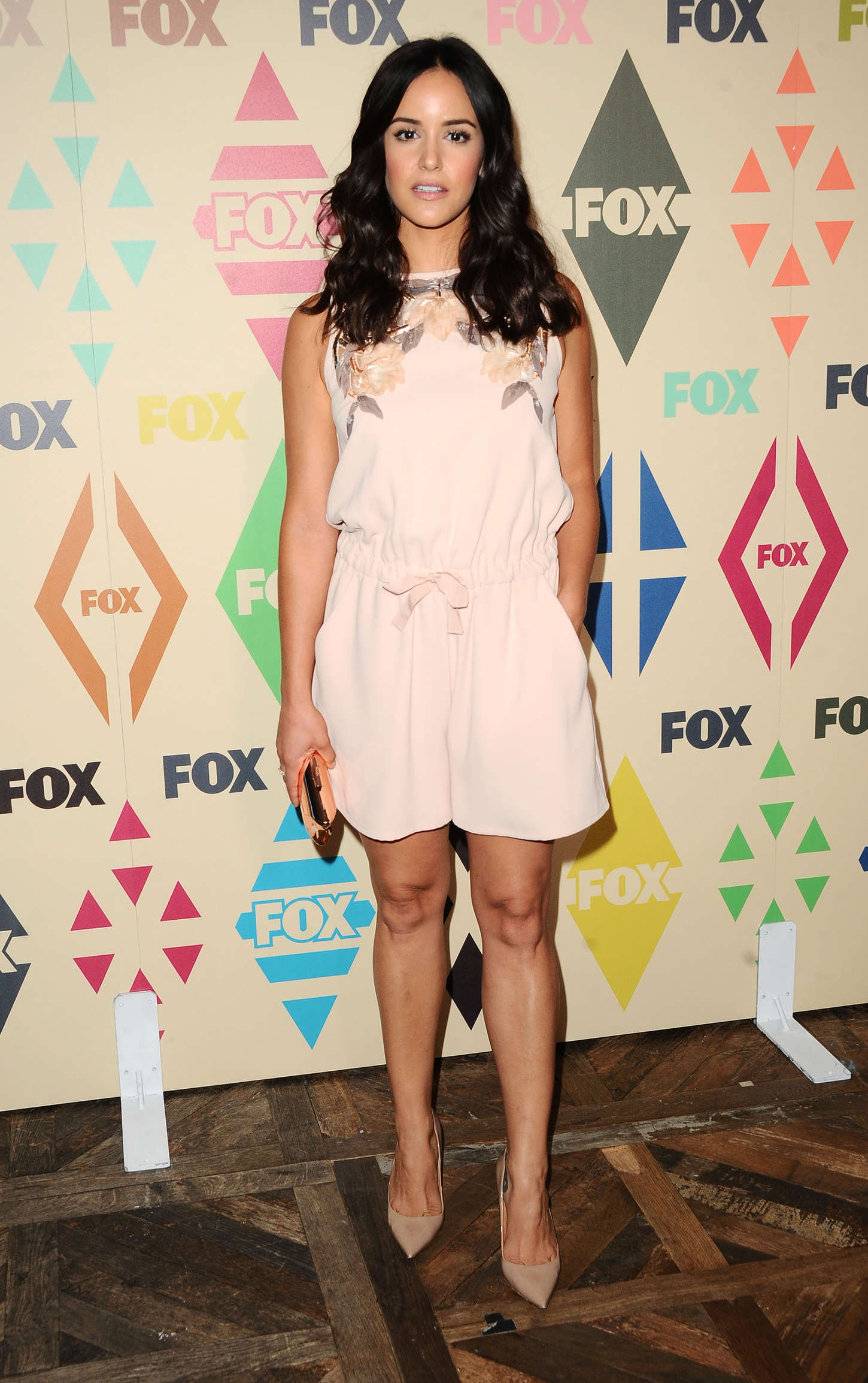 Melissa Fumero FOX TCA Summer All Star Party in West Hollywood