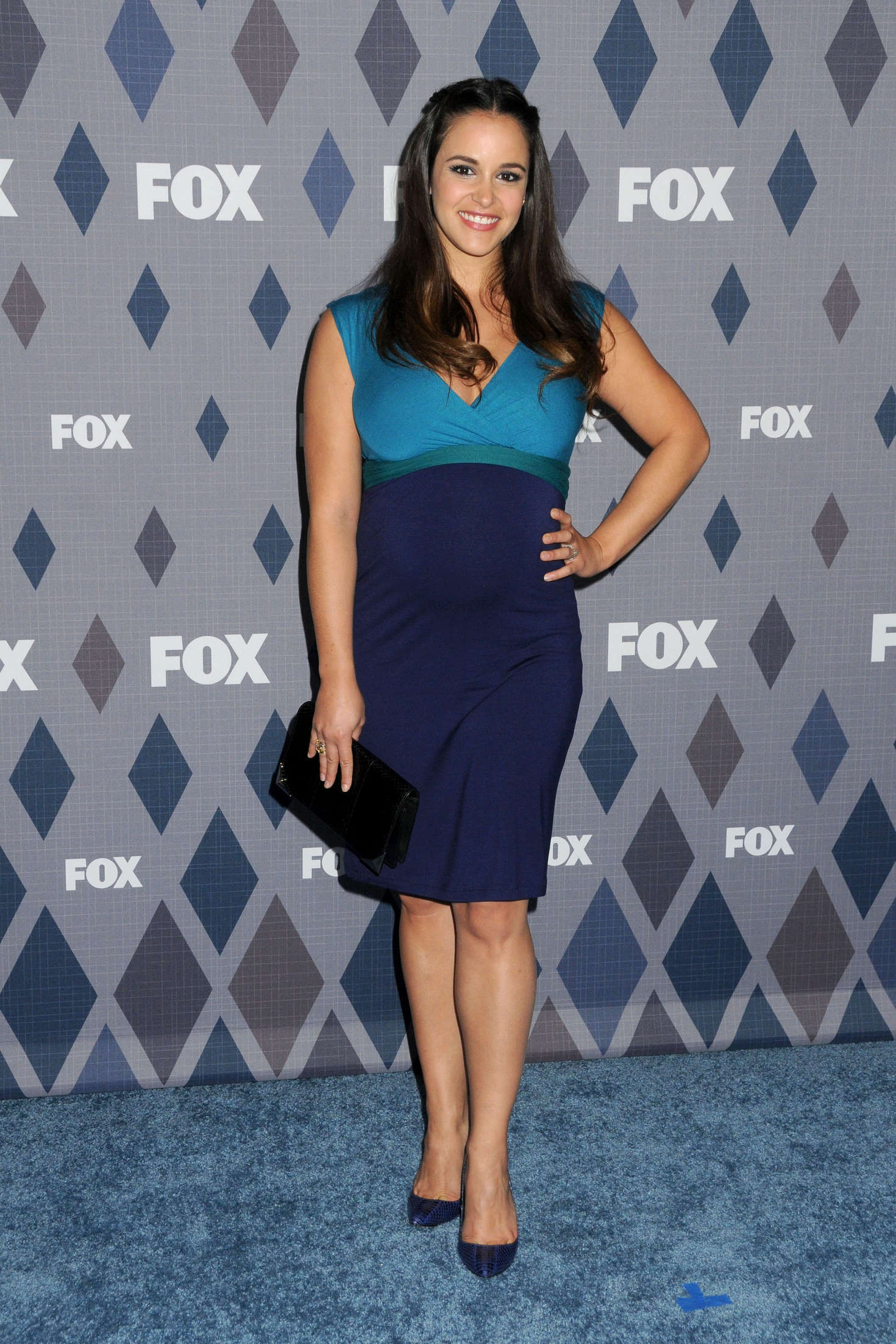 Melissa Fumero FOX TCA Winter All-Star Party in Pasadena