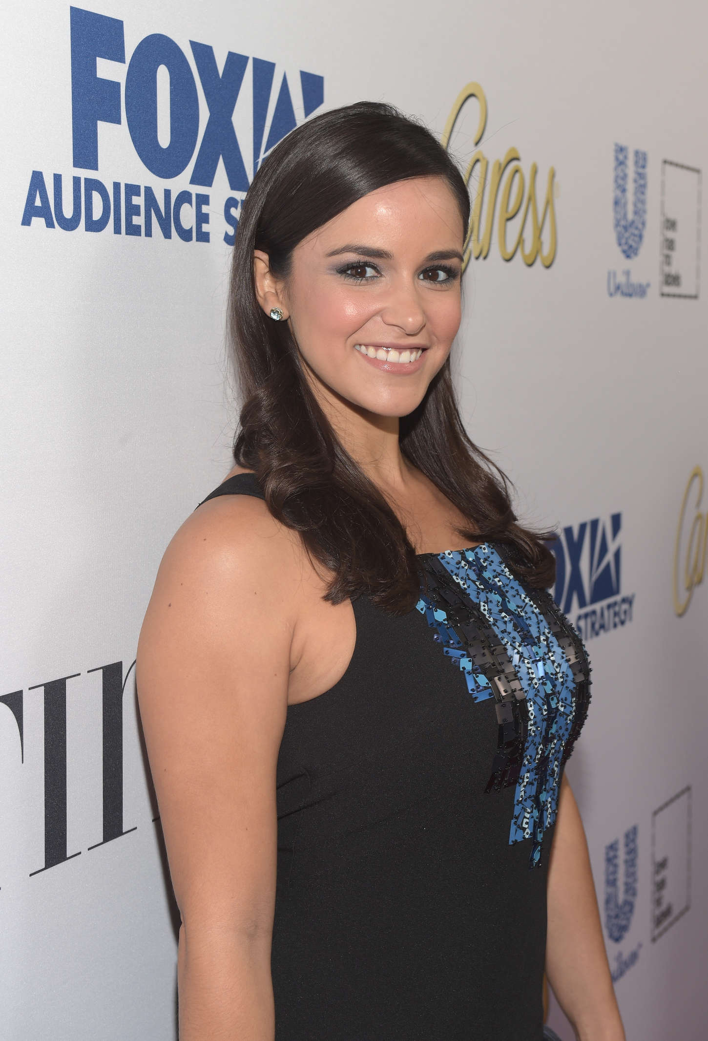 Melissa Fumero Latina Media Ventures Hosts Latina Hot List Party in West Hollywood