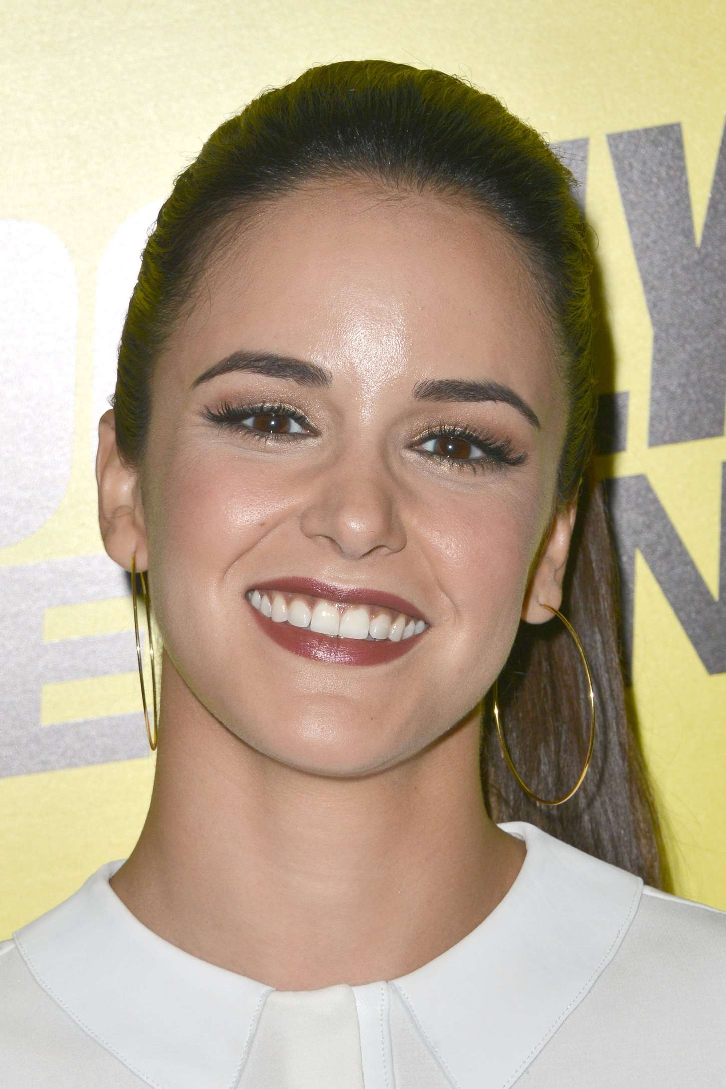 Melissa Fumero Universal Televisions Brooklyn Nine-Nine FYC Panel in Los Angeles