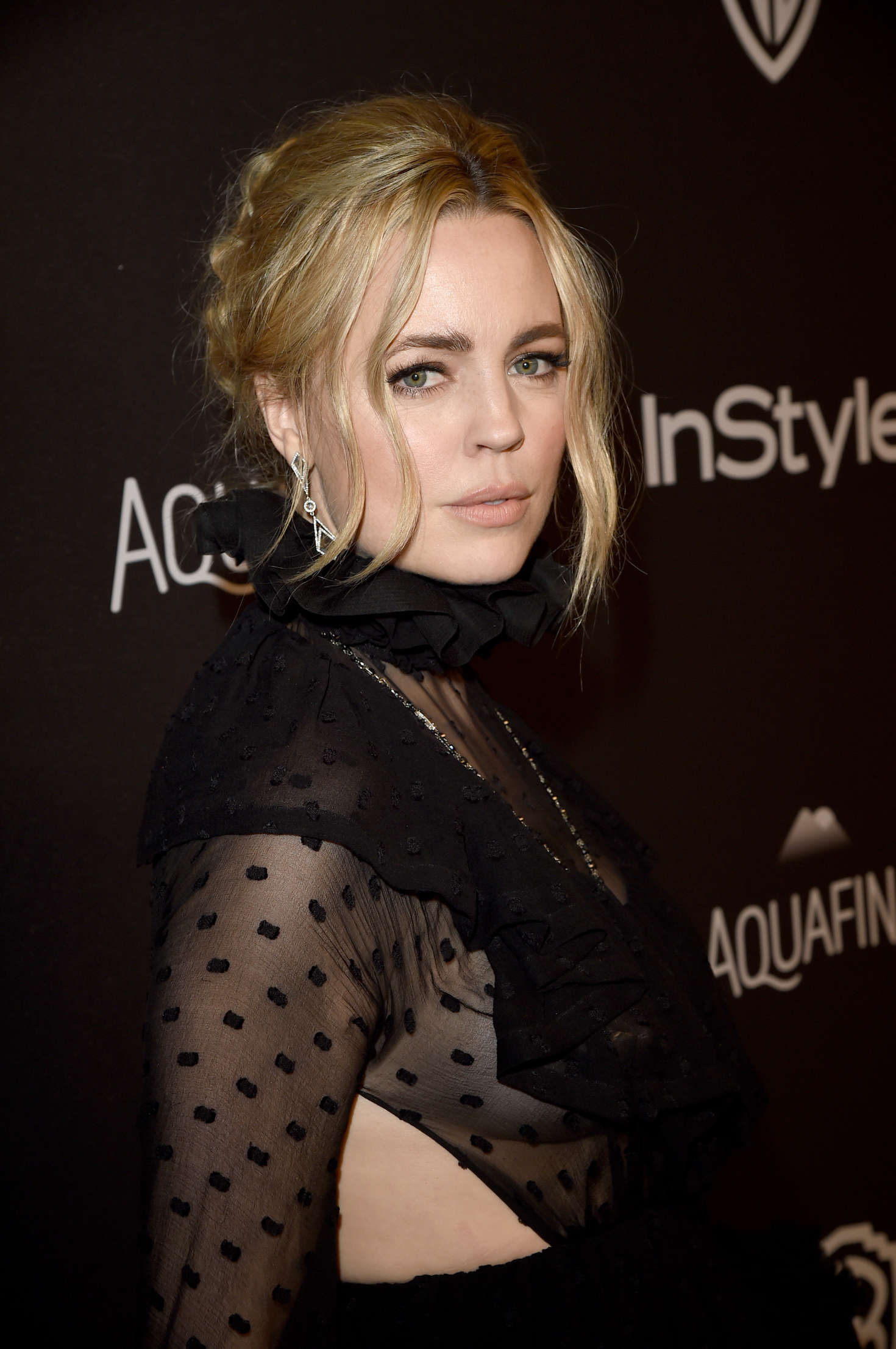 Melissa George InStyle and Warner Bros Golden Globe Awards Post-Party in Beverly Hills