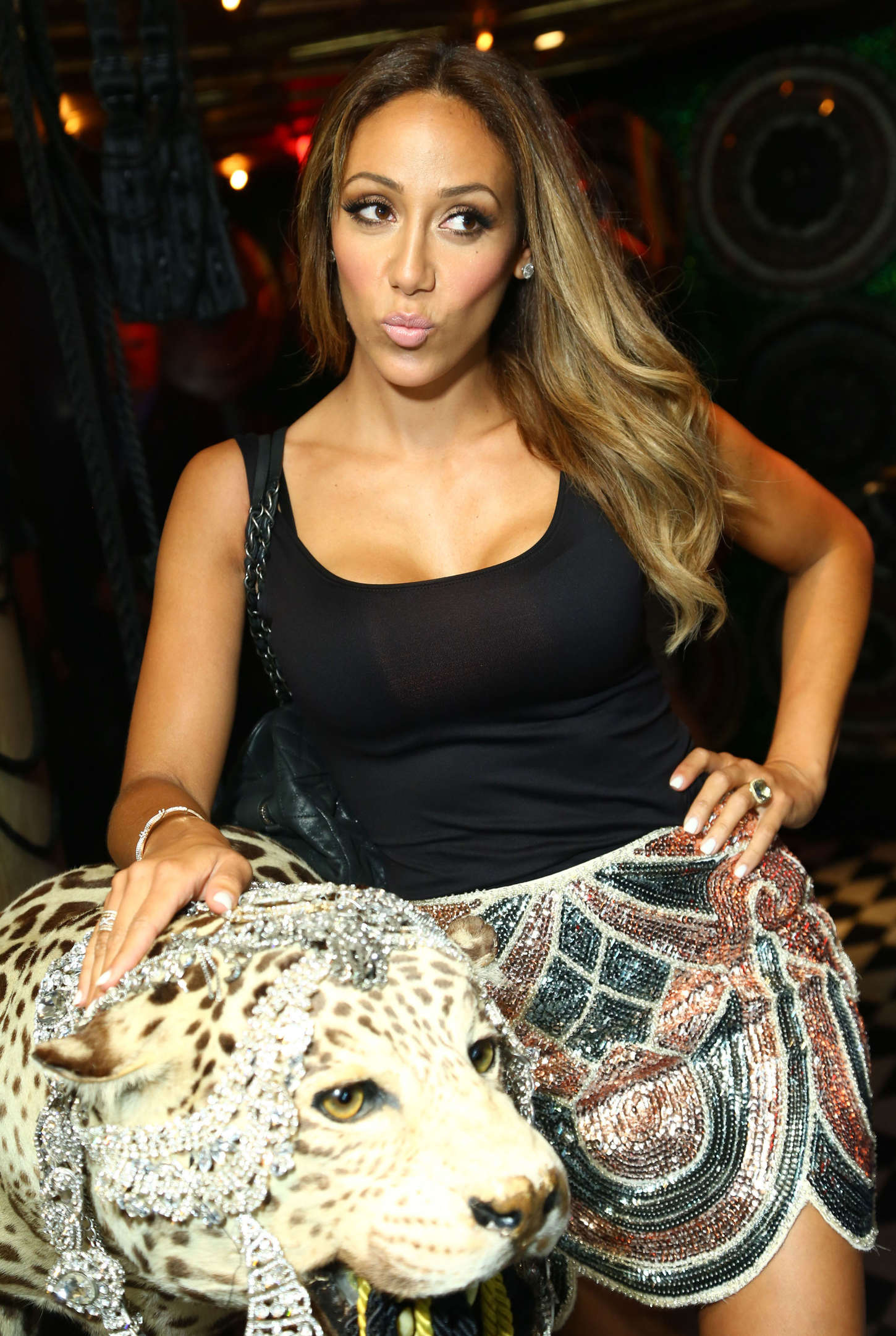 Melissa Gorga Us Weekly Most Stylish New Yorkers Party in New York